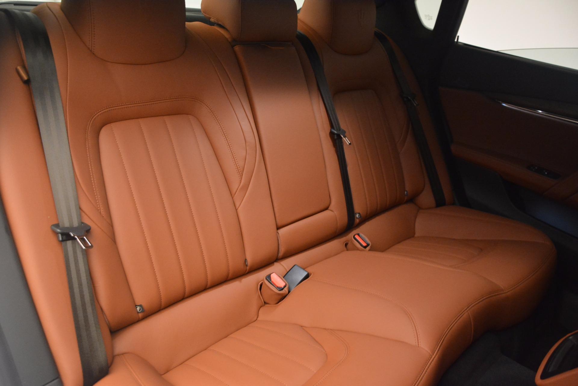 New 2017 Maserati Quattroporte SQ4 For Sale In Greenwich, CT 1065_p21