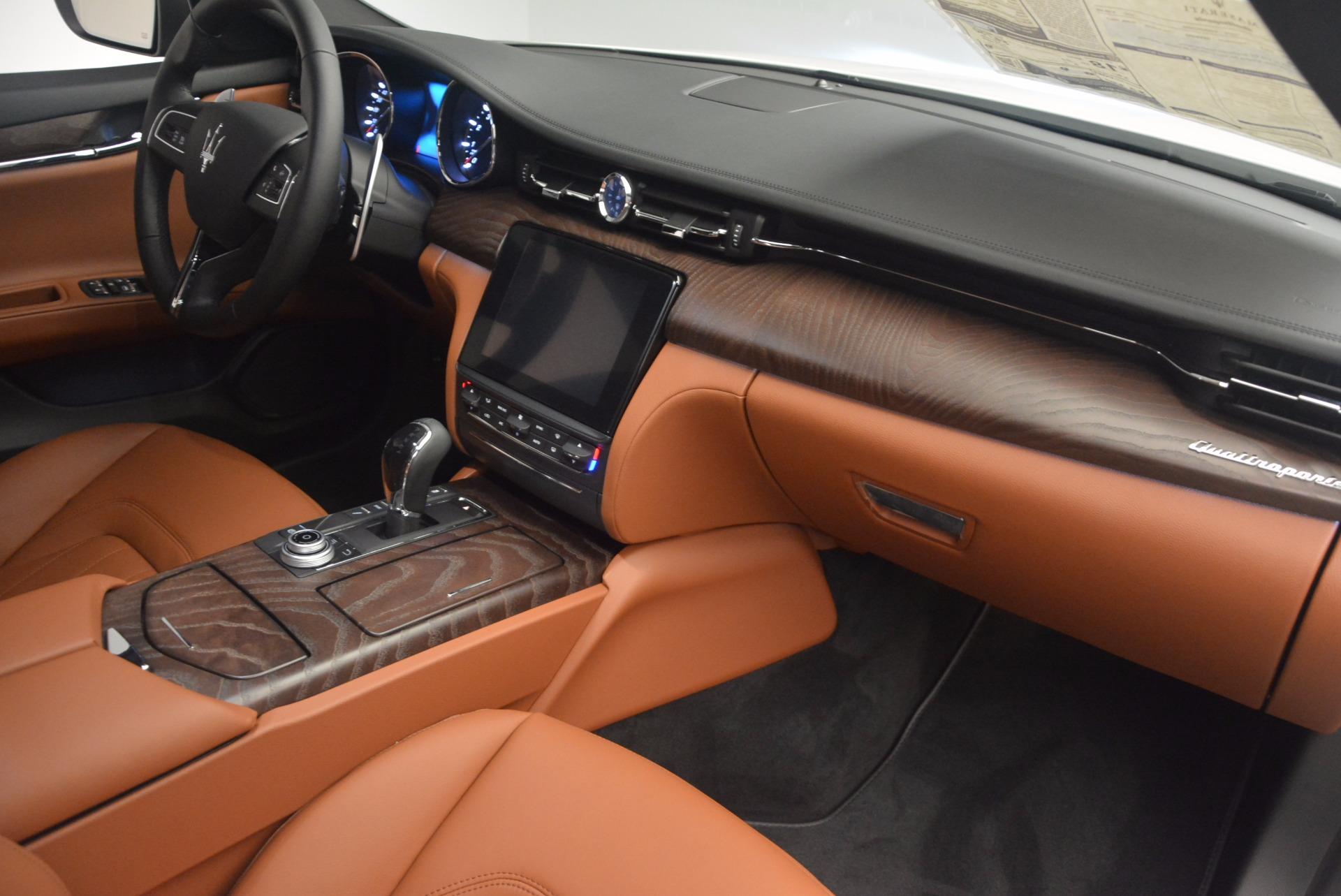 New 2017 Maserati Quattroporte SQ4 For Sale In Greenwich, CT 1065_p22