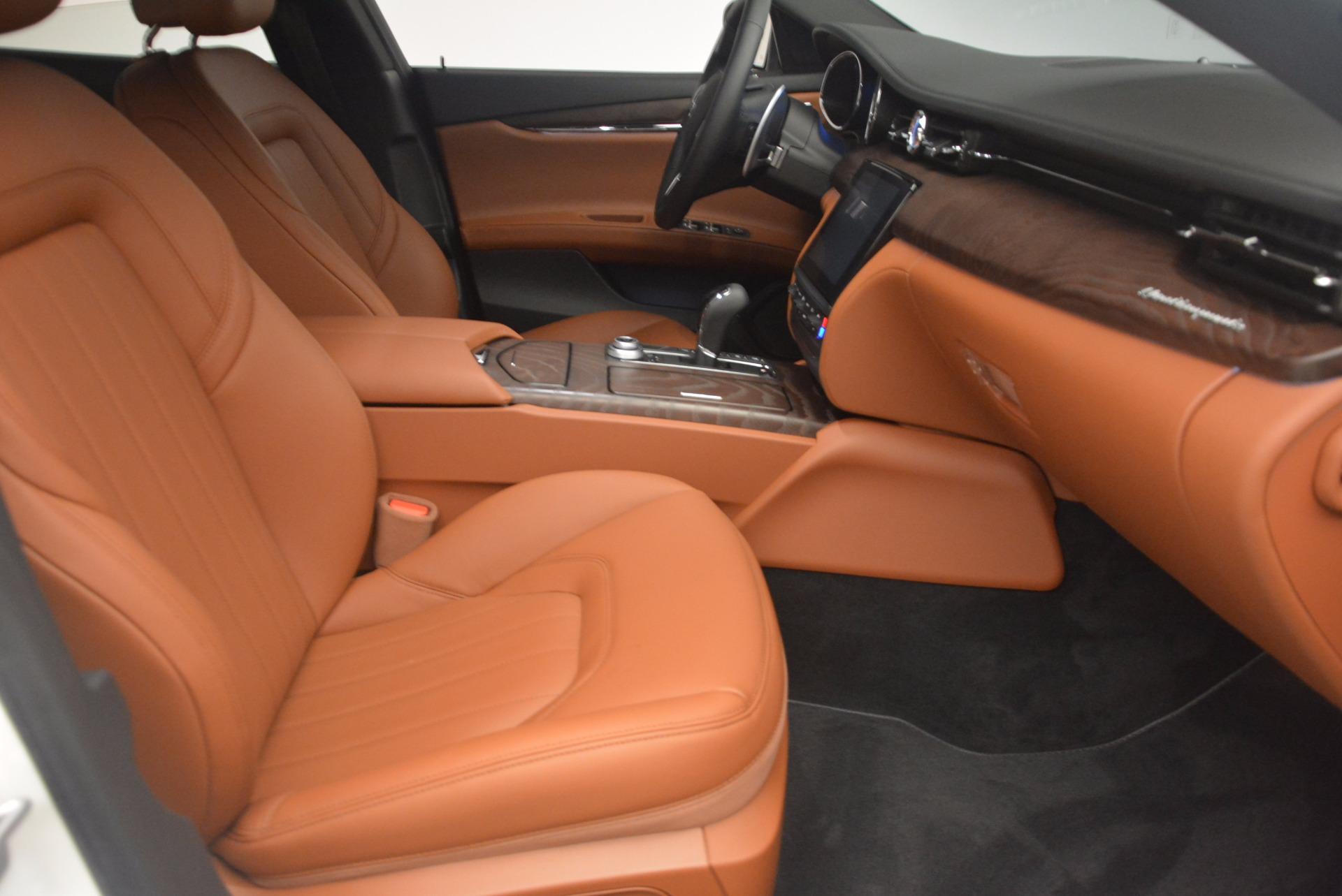 New 2017 Maserati Quattroporte SQ4 For Sale In Greenwich, CT 1065_p23