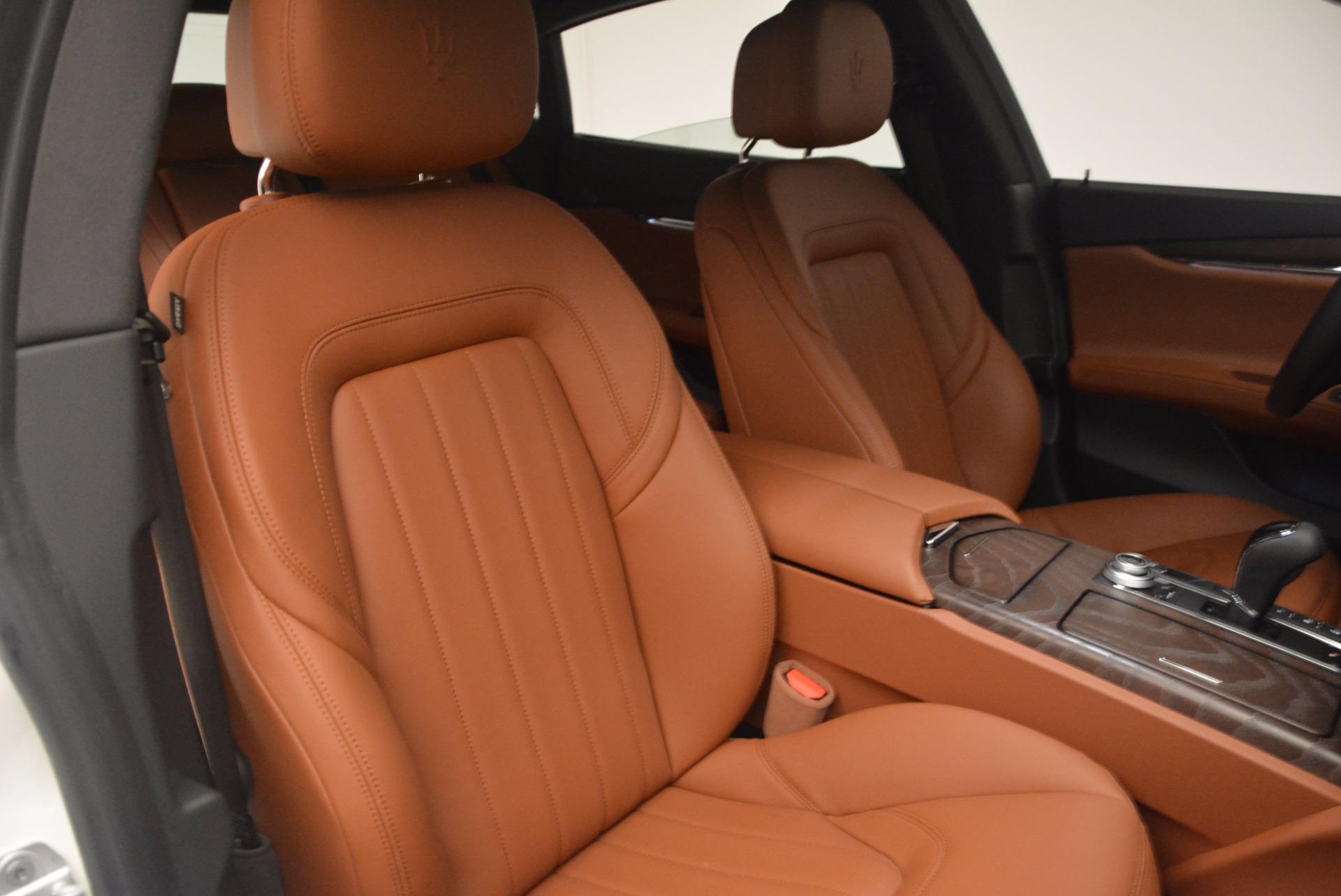 New 2017 Maserati Quattroporte SQ4 For Sale In Greenwich, CT 1065_p24
