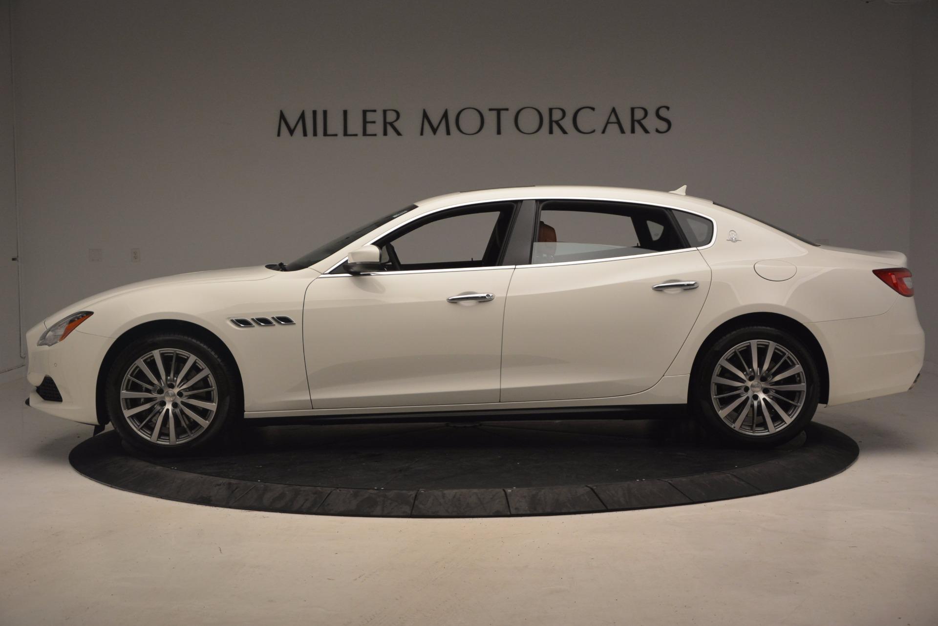 New 2017 Maserati Quattroporte SQ4 For Sale In Greenwich, CT 1065_p3