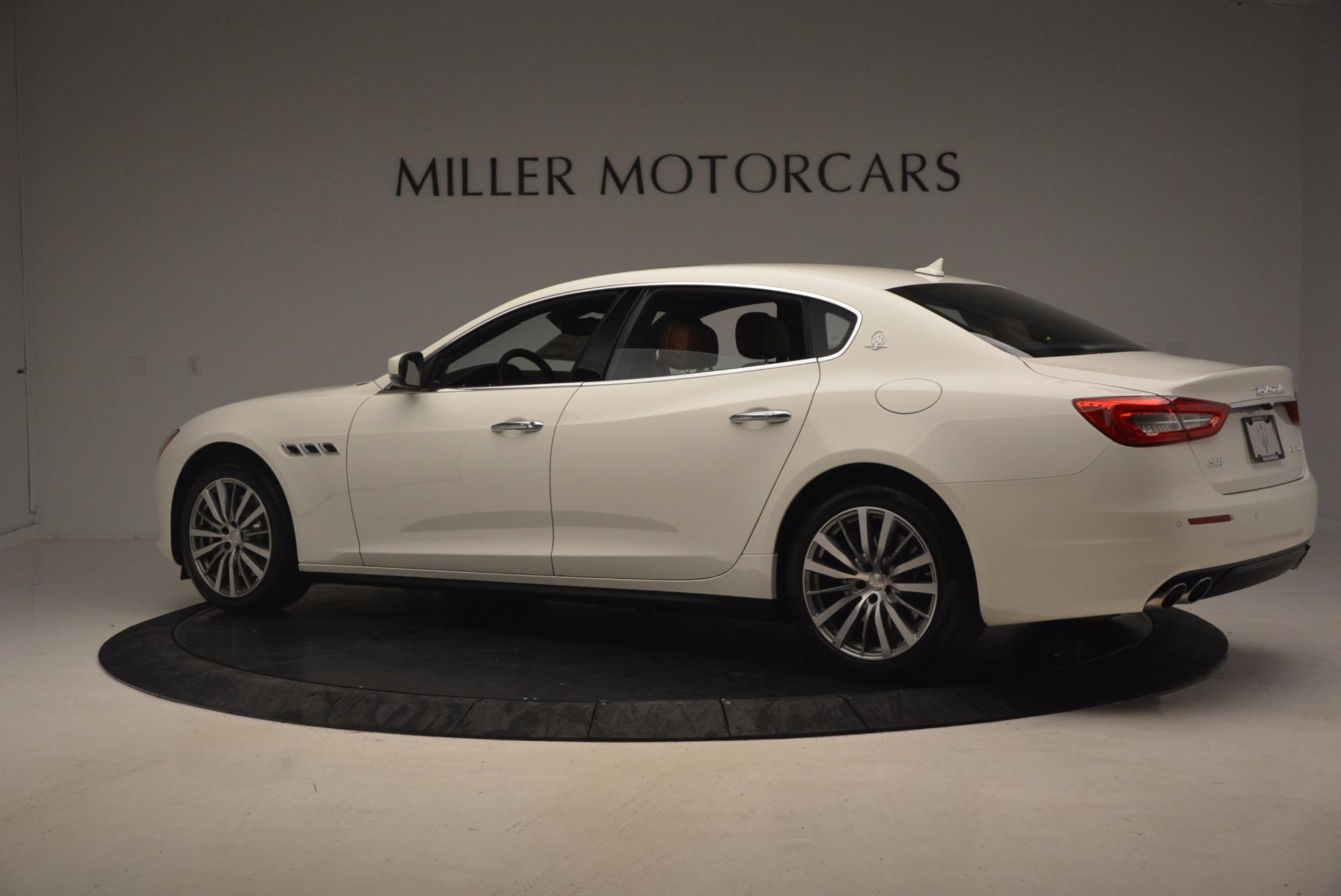 New 2017 Maserati Quattroporte SQ4 For Sale In Greenwich, CT 1065_p4
