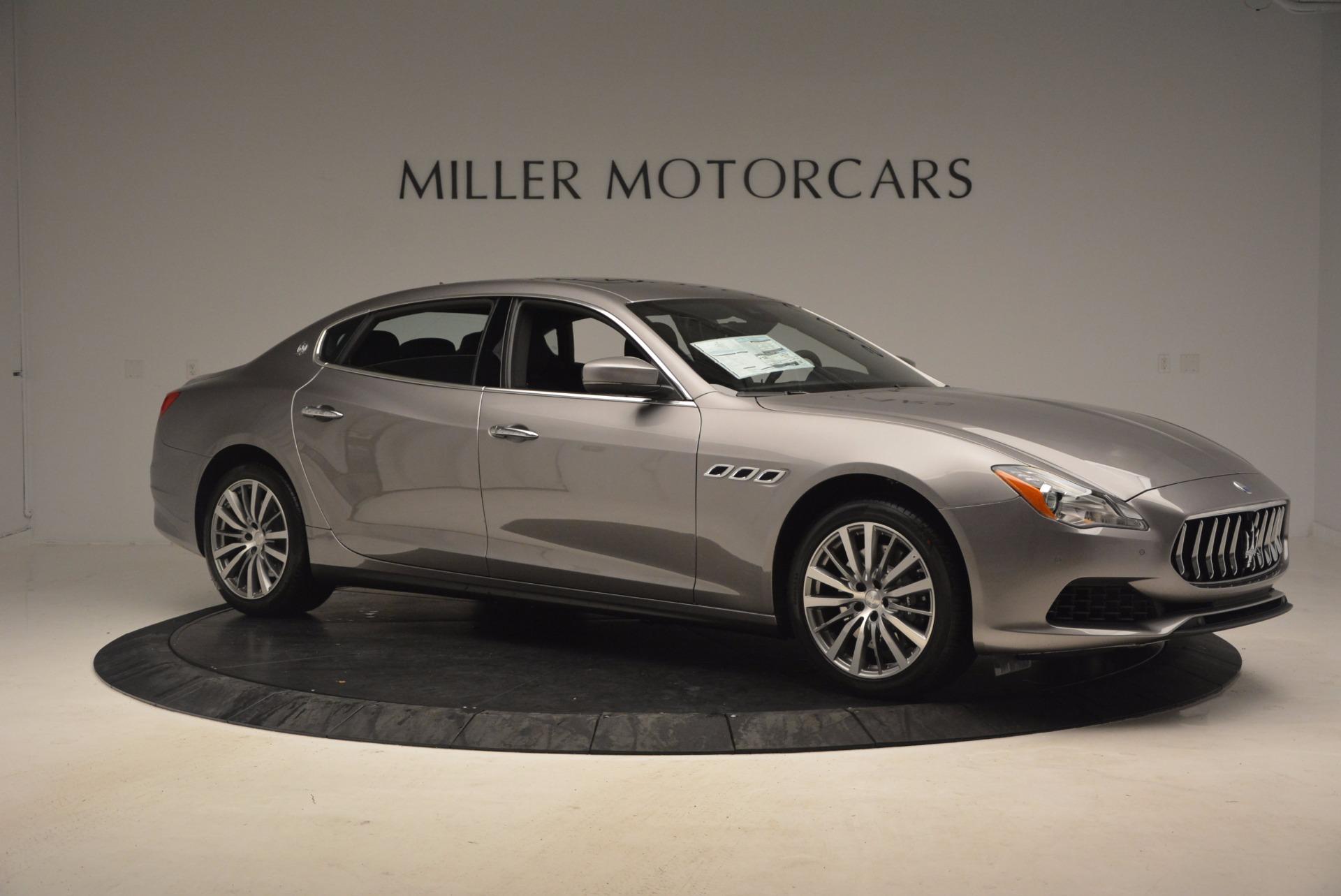 New 2017 Maserati Quattroporte SQ4 For Sale In Greenwich, CT 1066_p10