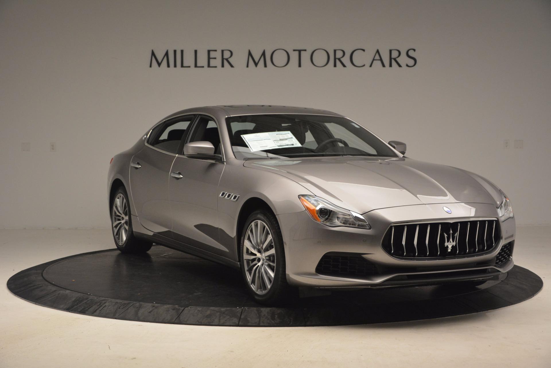 New 2017 Maserati Quattroporte SQ4 For Sale In Greenwich, CT 1066_p11