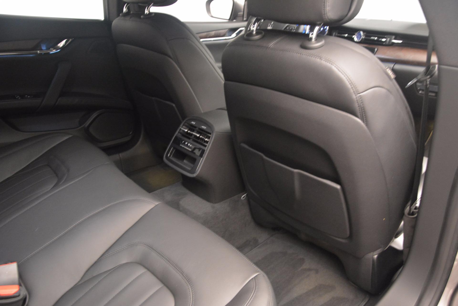 New 2017 Maserati Quattroporte SQ4 For Sale In Greenwich, CT 1066_p19