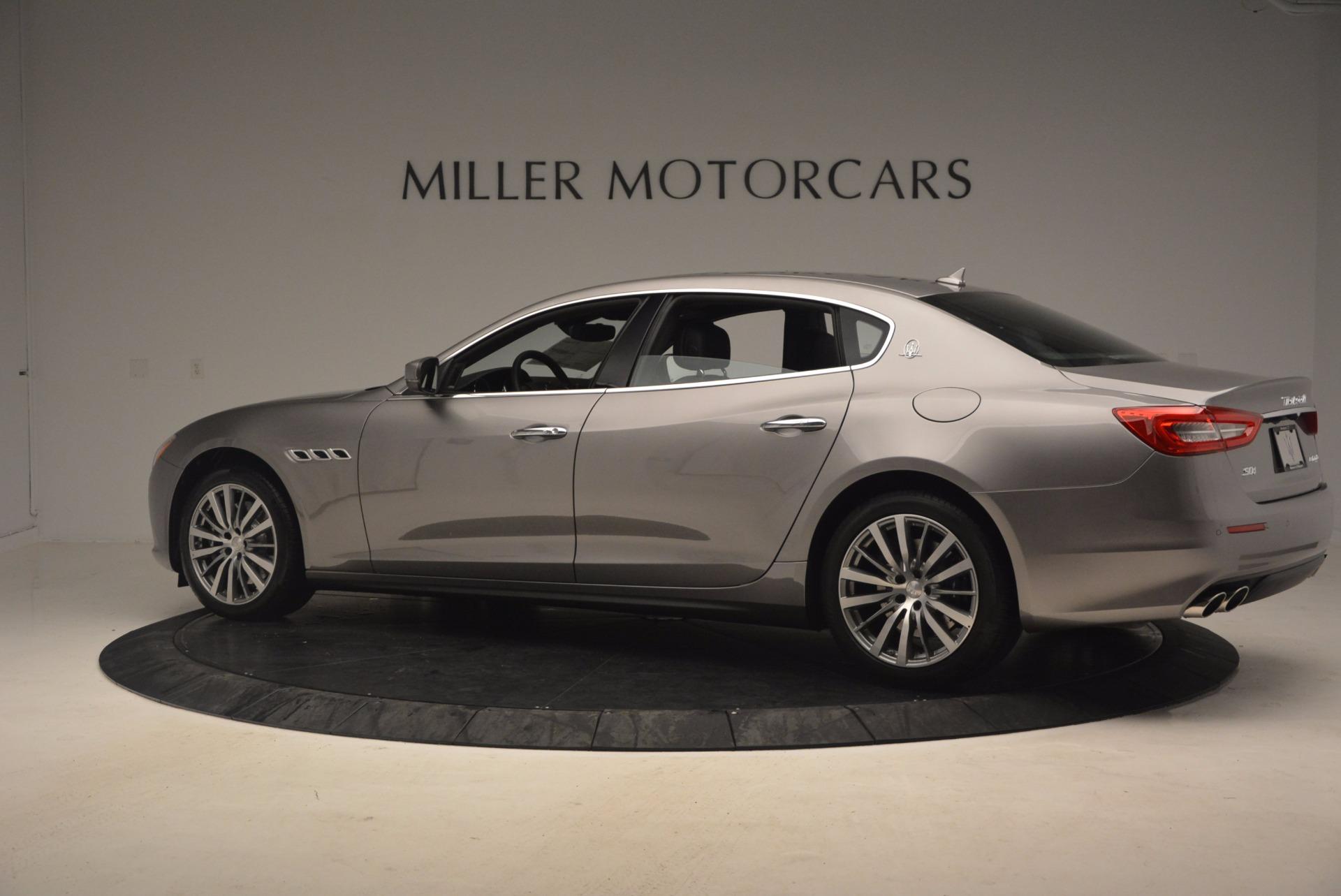New 2017 Maserati Quattroporte SQ4 For Sale In Greenwich, CT 1066_p4