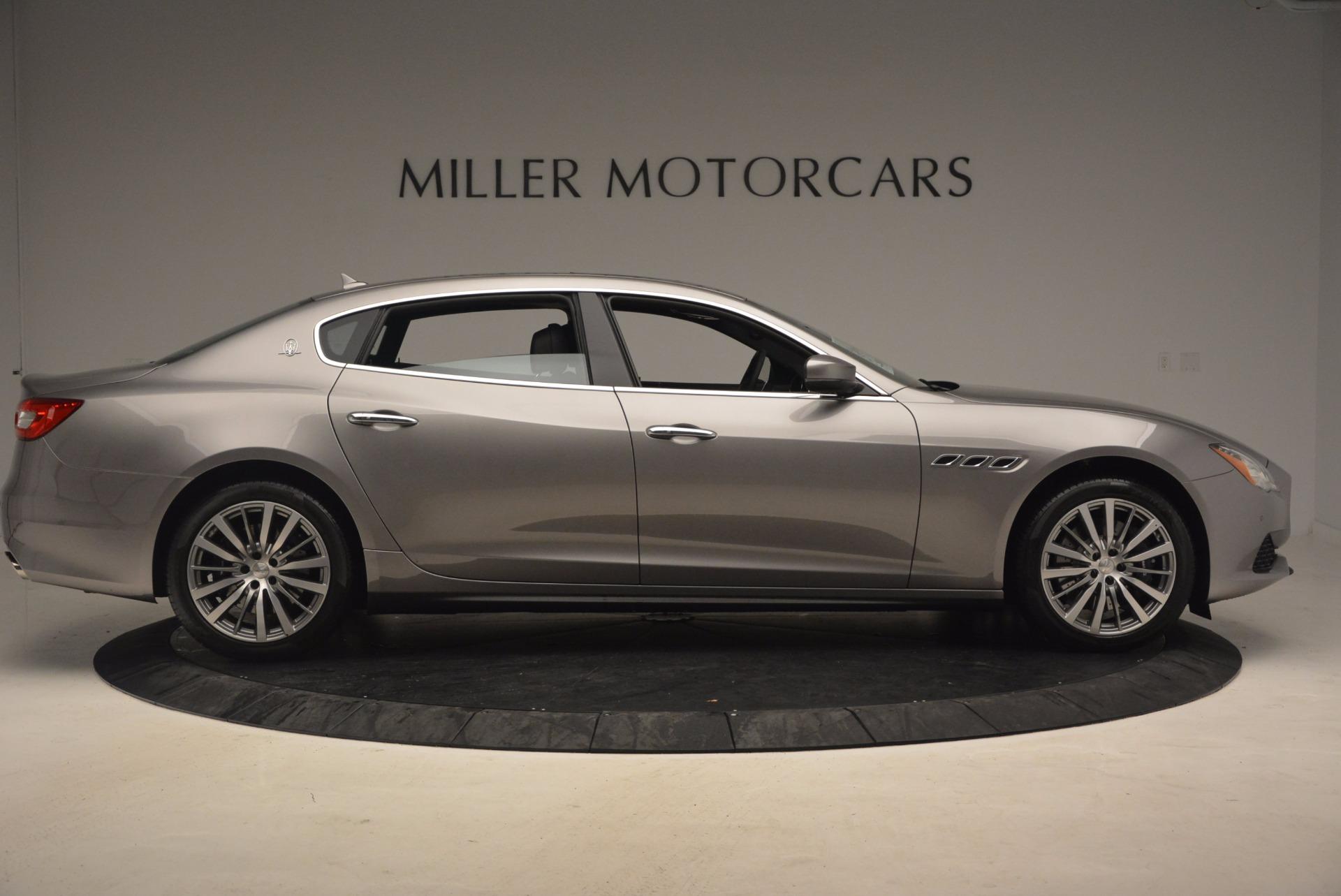 New 2017 Maserati Quattroporte SQ4 For Sale In Greenwich, CT 1066_p9