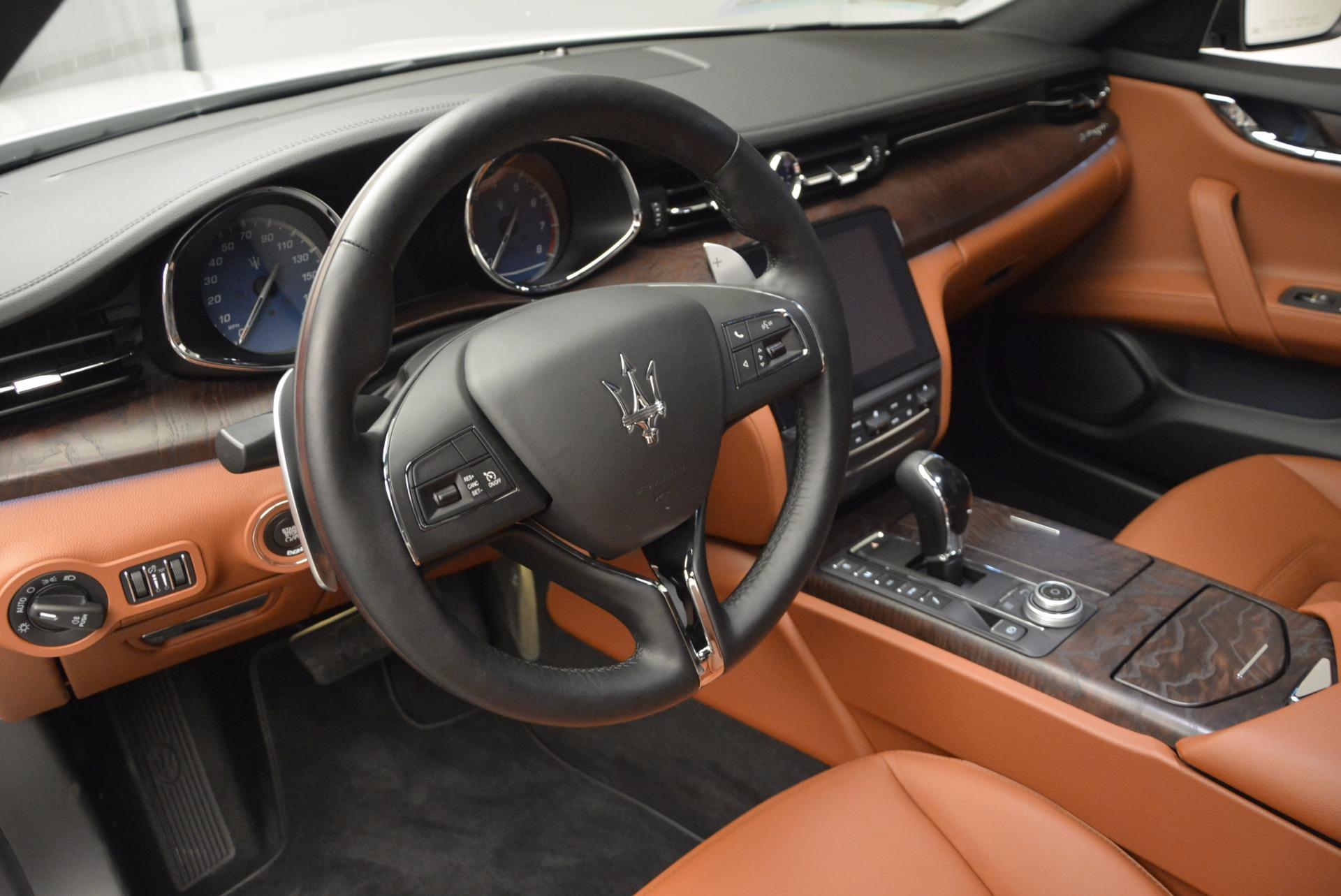 New 2017 Maserati Quattroporte S Q4 For Sale In Greenwich, CT 1067_p14
