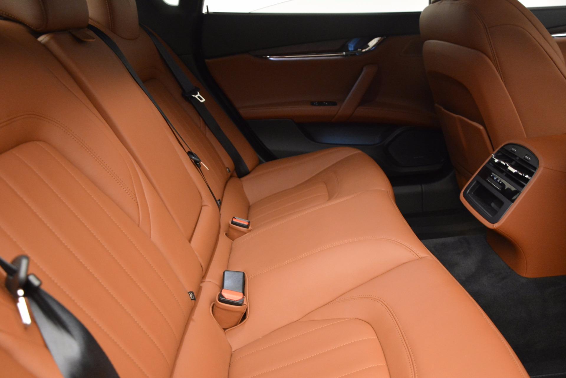 New 2017 Maserati Quattroporte S Q4 For Sale In Greenwich, CT 1067_p24