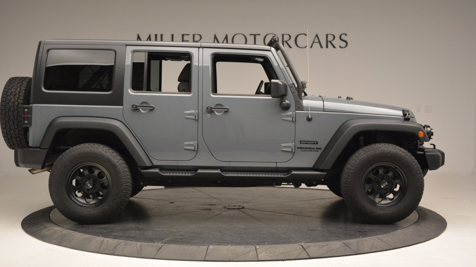 Used 2014 Jeep Wrangler Unlimited Sport For Sale In Greenwich, CT 1068_p11