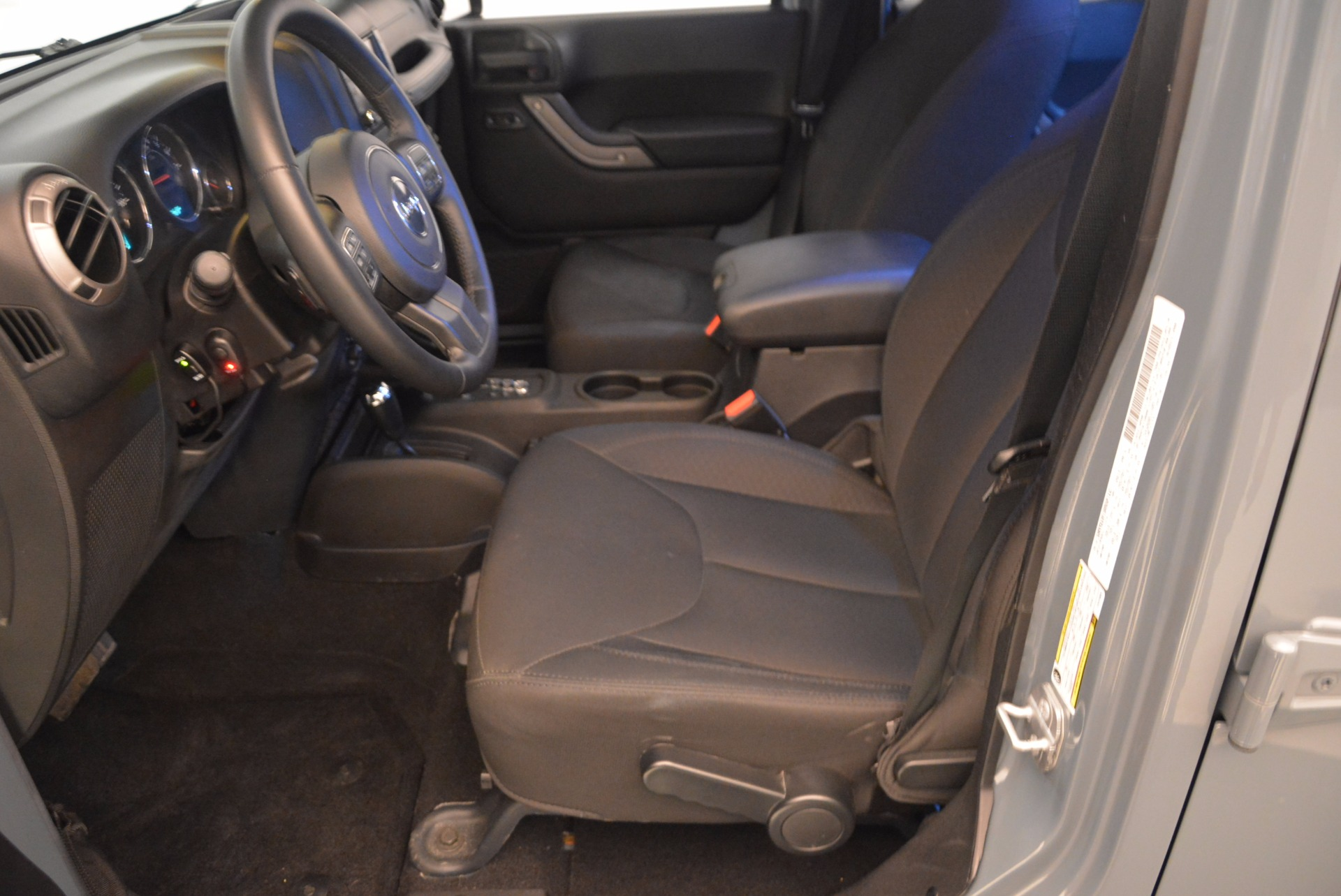 Used 2014 Jeep Wrangler Unlimited Sport For Sale In Greenwich, CT 1068_p16