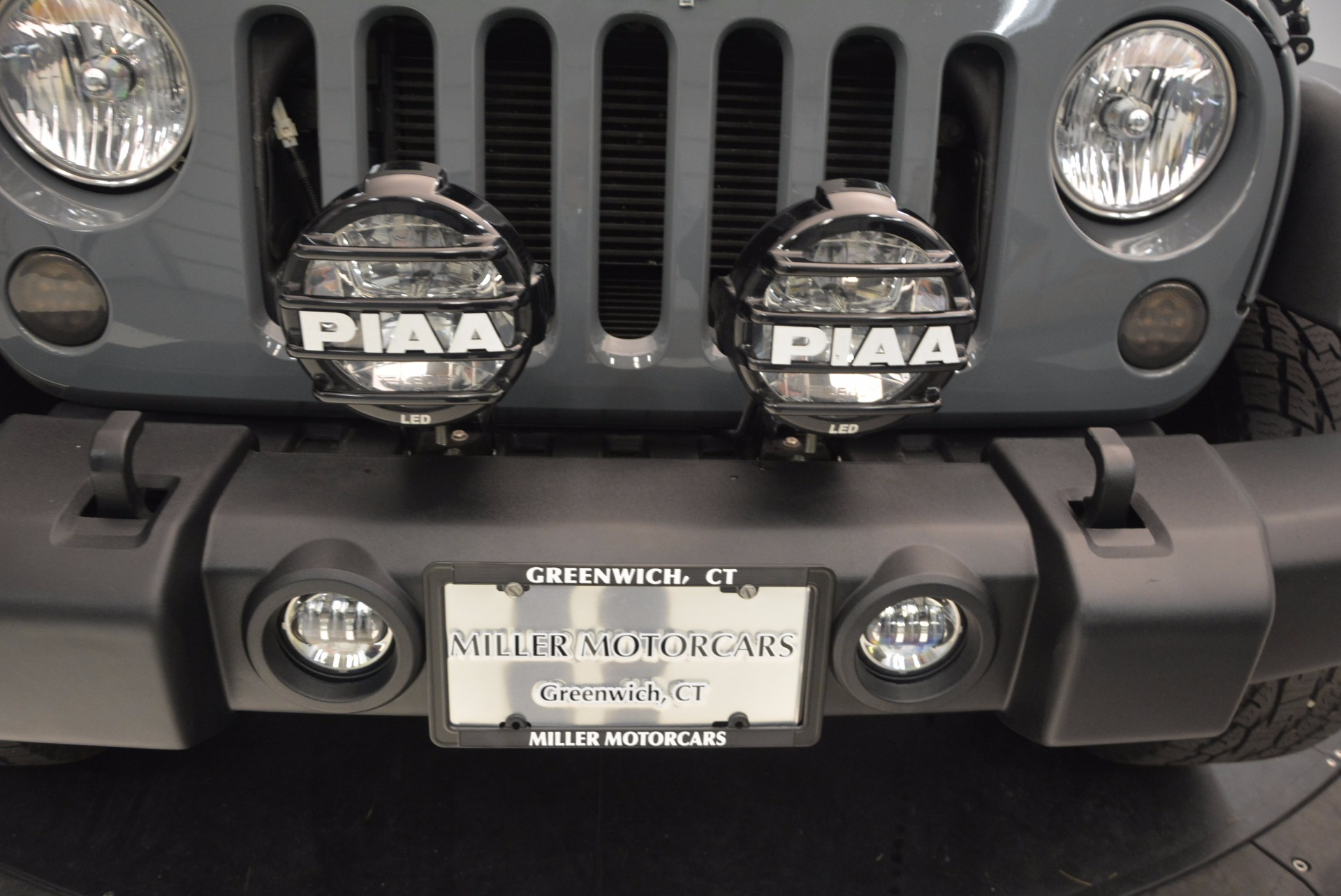 Used 2014 Jeep Wrangler Unlimited Sport For Sale In Greenwich, CT 1068_p29