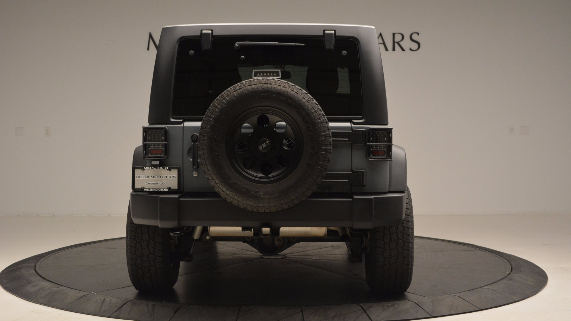 Used 2014 Jeep Wrangler Unlimited Sport For Sale In Greenwich, CT 1068_p7