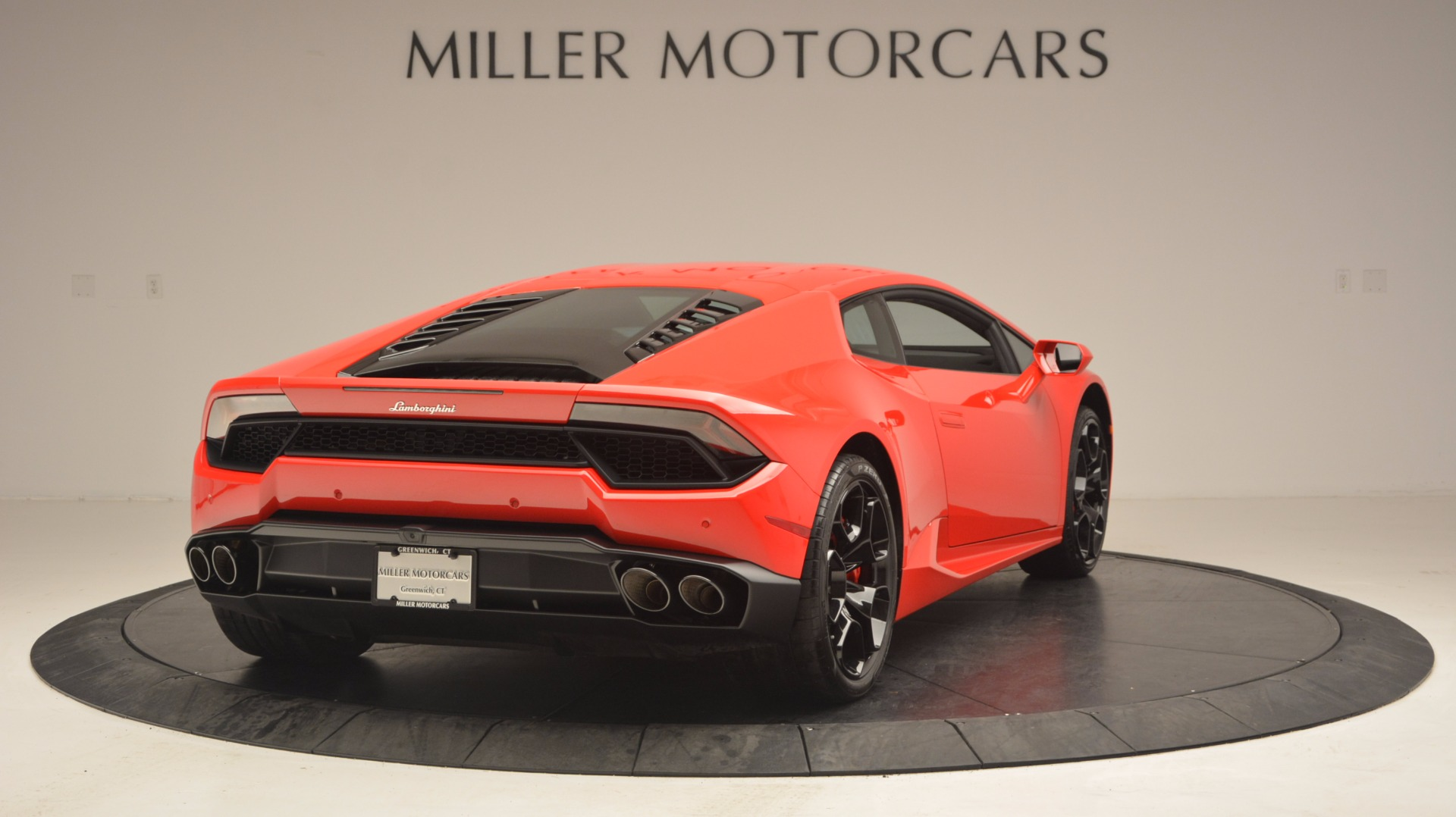 Used 2016 Lamborghini Huracan LP 580-2 For Sale In Greenwich, CT 1070_p7