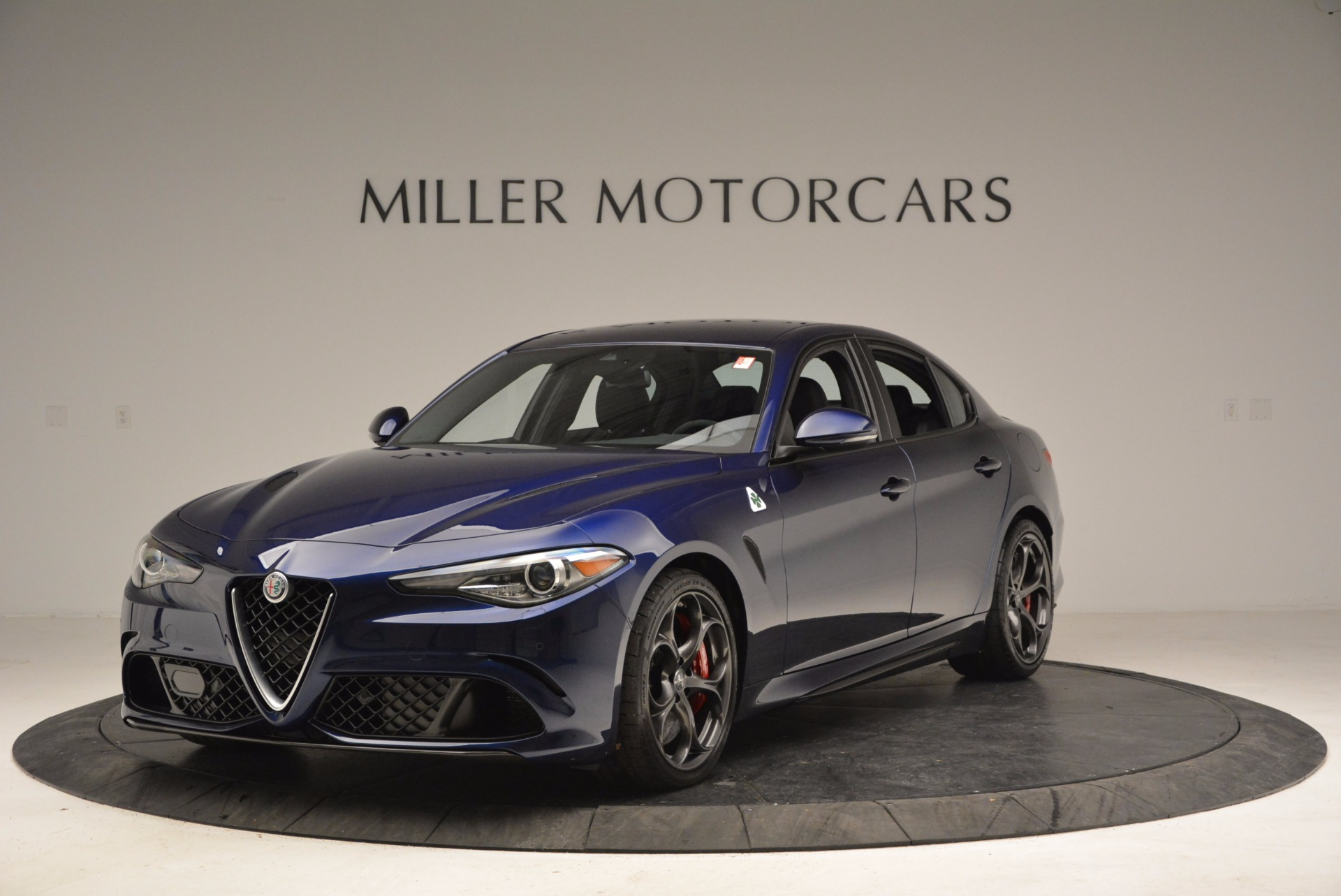 New 2017 Alfa Romeo Giulia Quadrifoglio For Sale In Greenwich, CT 1073_main