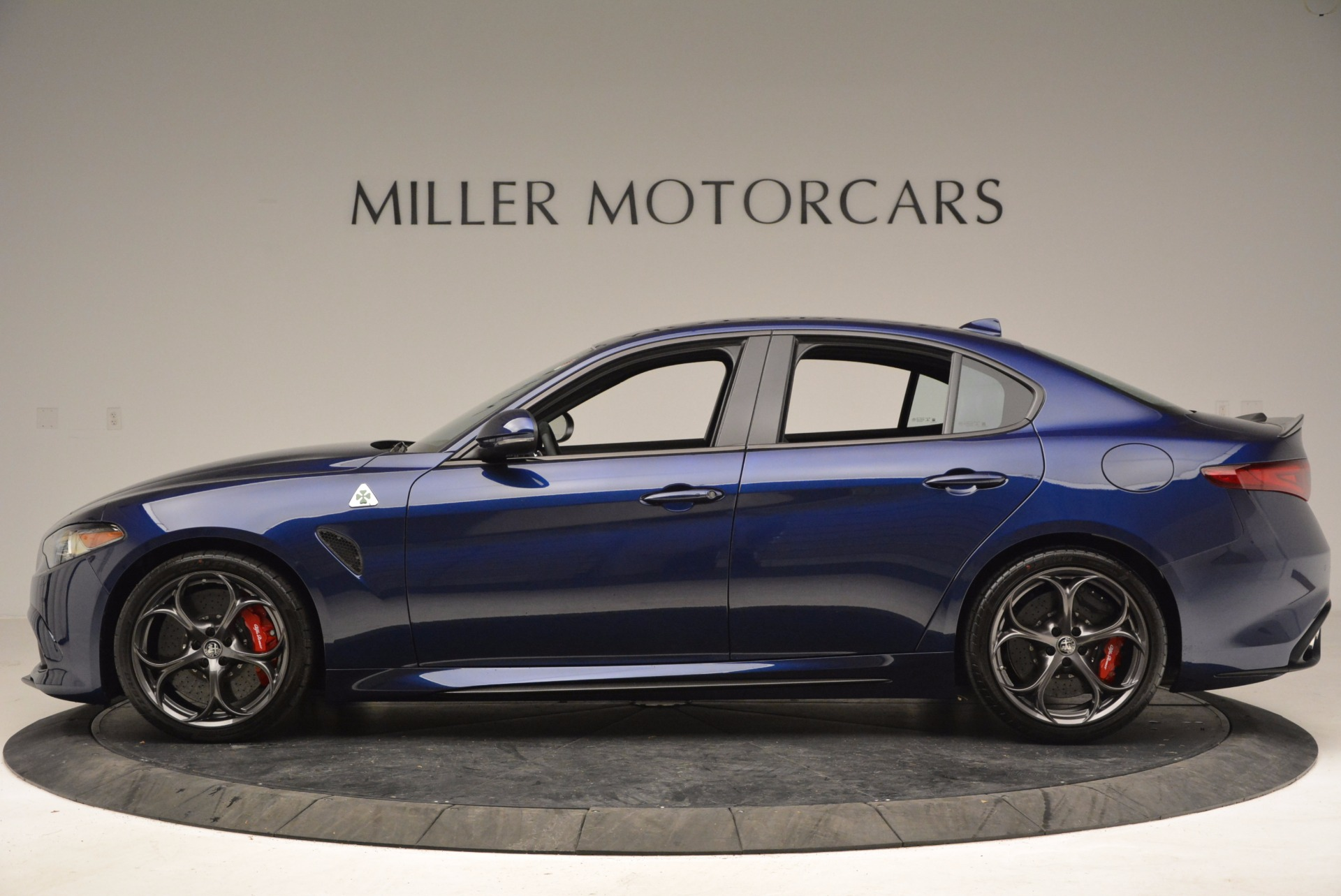 New 2017 Alfa Romeo Giulia Quadrifoglio For Sale In Greenwich, CT 1073_p3