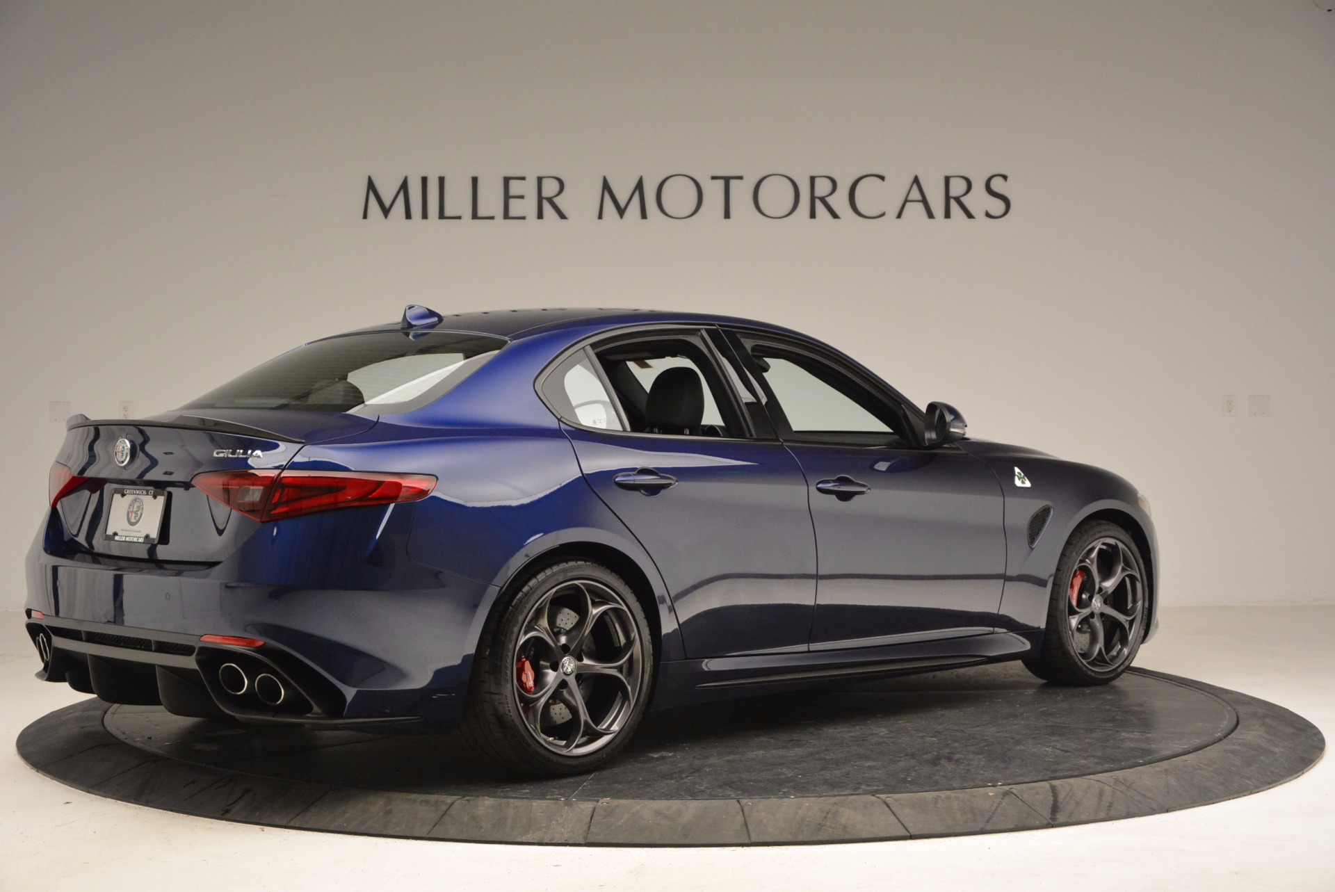 New 2017 Alfa Romeo Giulia Quadrifoglio For Sale In Greenwich, CT 1073_p8
