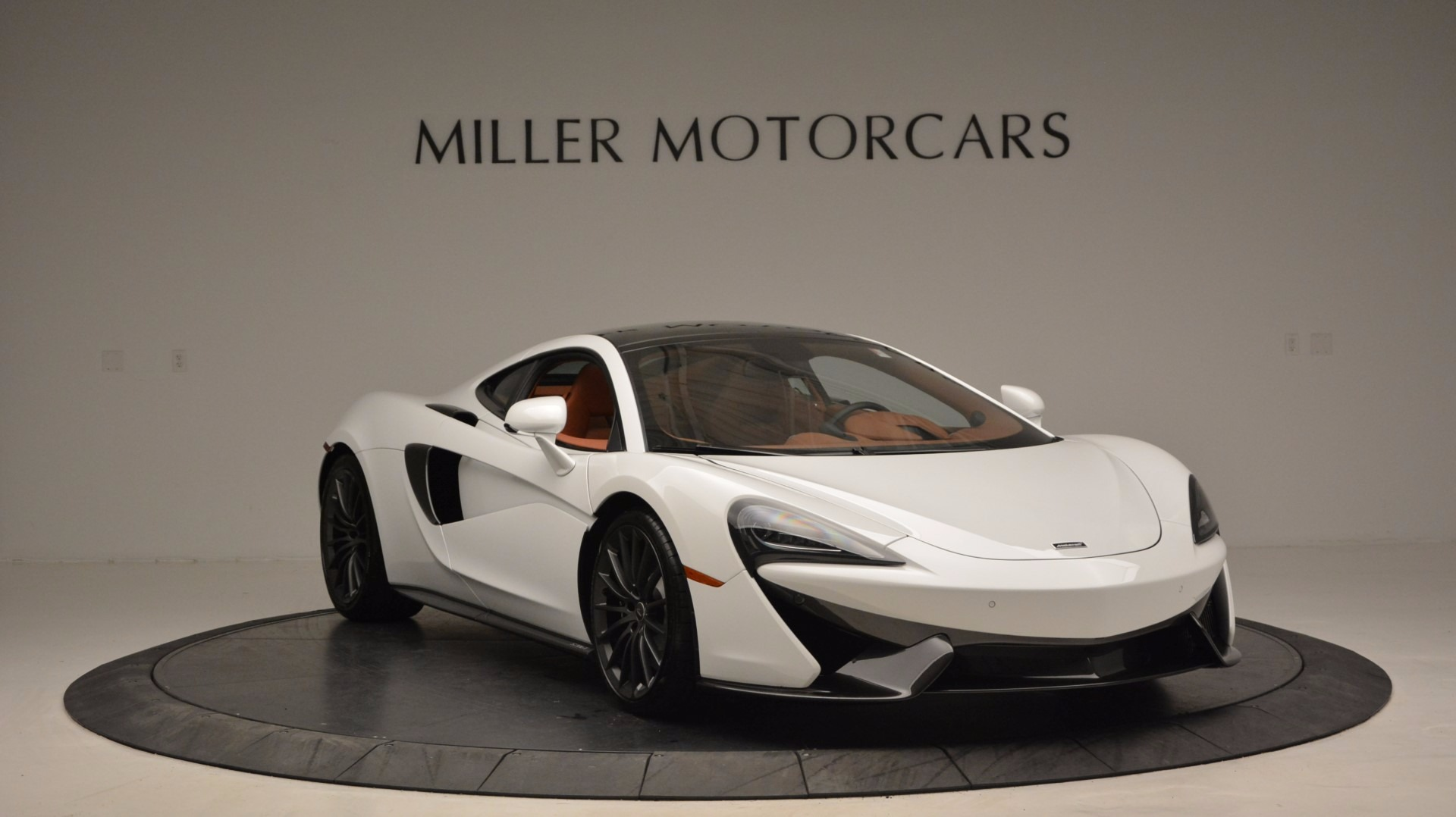 Used 2017 McLaren 570GT  For Sale In Greenwich, CT 1074_p11