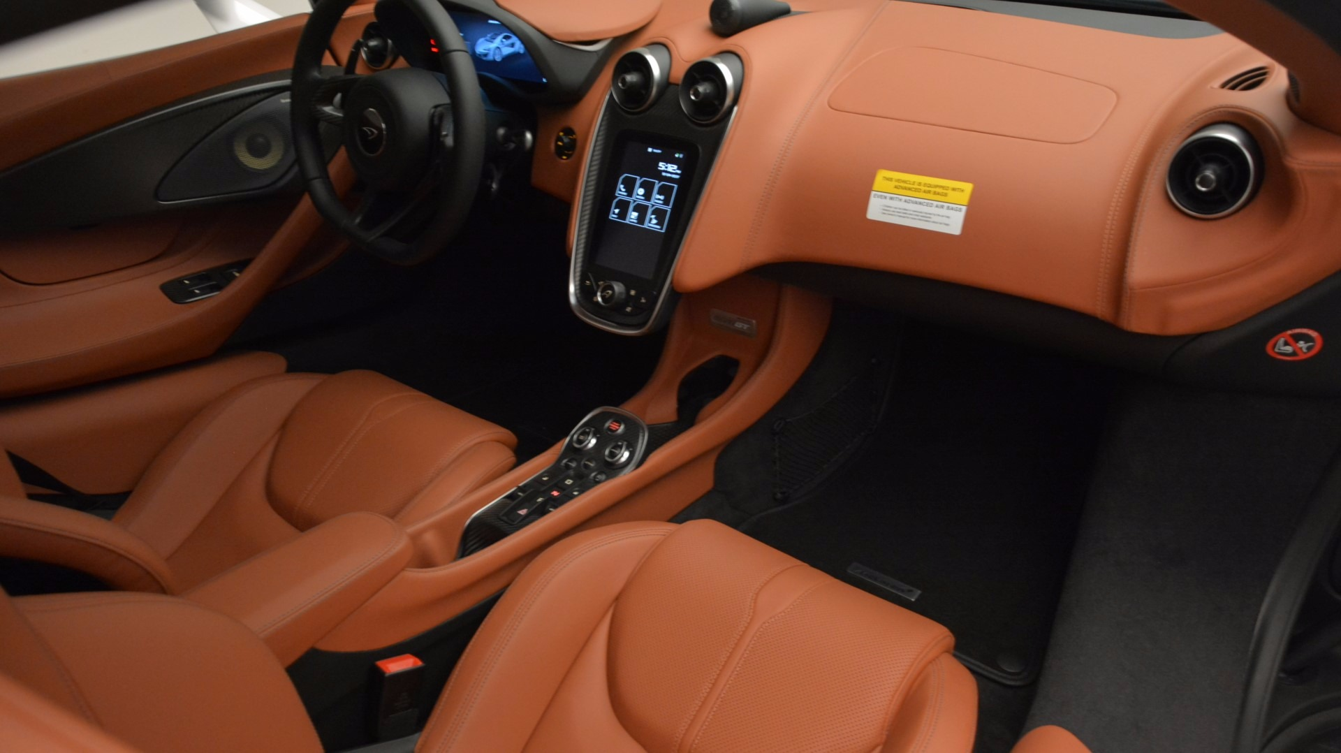 Used 2017 McLaren 570GT  For Sale In Greenwich, CT 1074_p19
