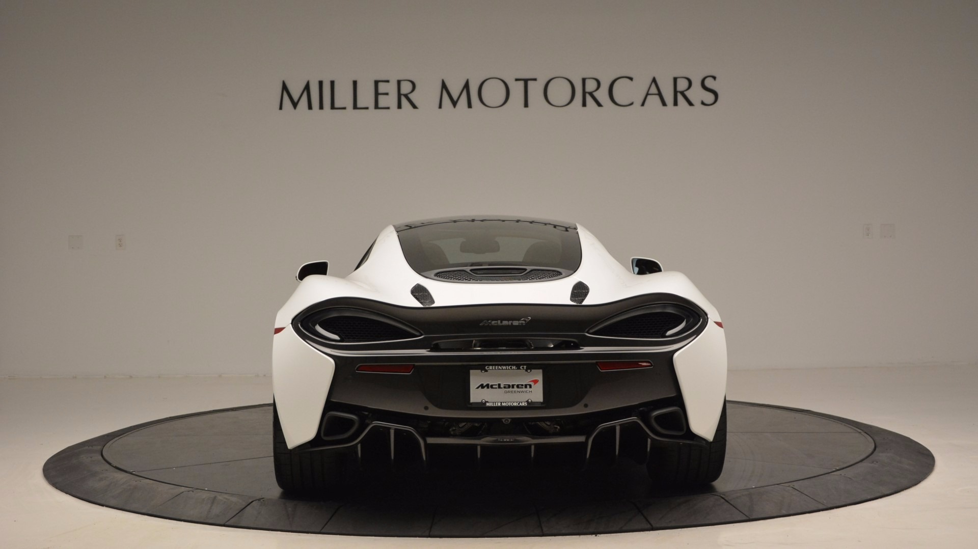 Used 2017 McLaren 570GT  For Sale In Greenwich, CT 1074_p6