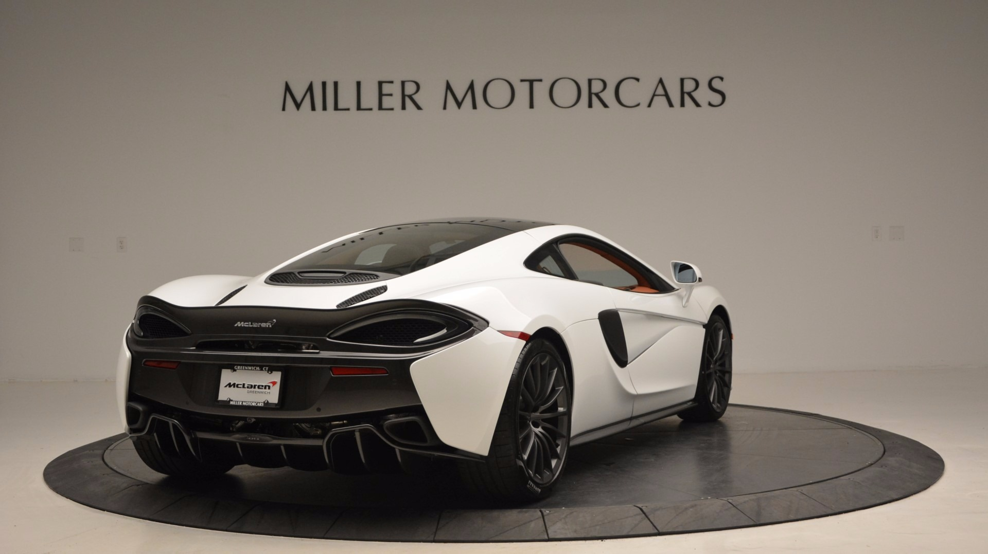 Used 2017 McLaren 570GT  For Sale In Greenwich, CT 1074_p7