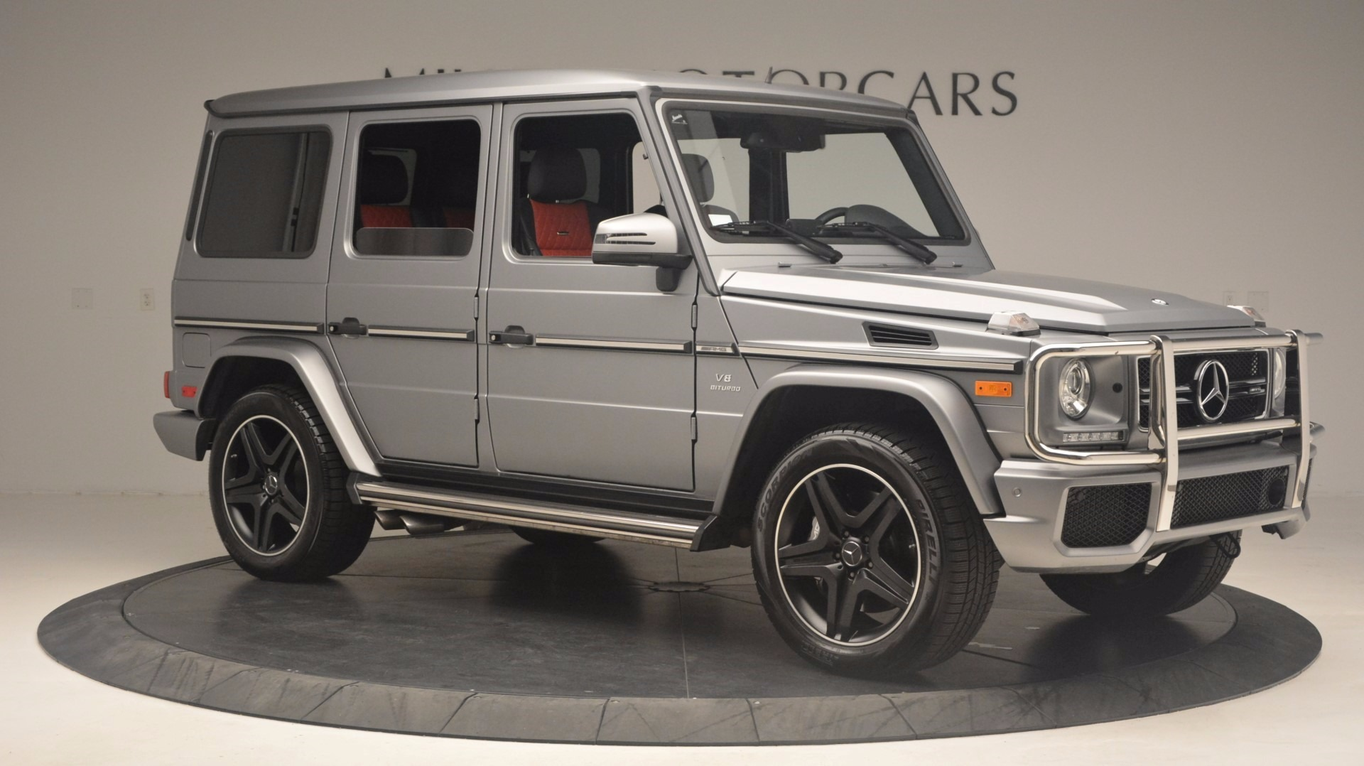 Used 2016 Mercedes Benz G-Class G 63 AMG For Sale In Greenwich, CT 1075_p10