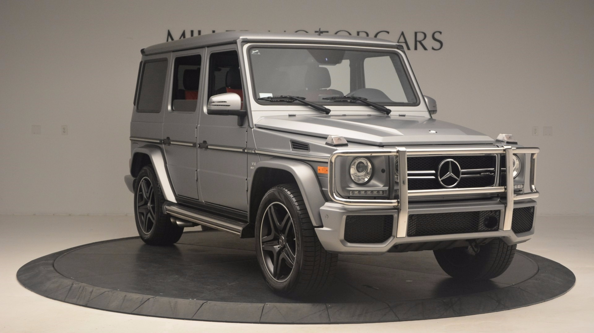 Used 2016 Mercedes Benz G-Class G 63 AMG For Sale In Greenwich, CT 1075_p11
