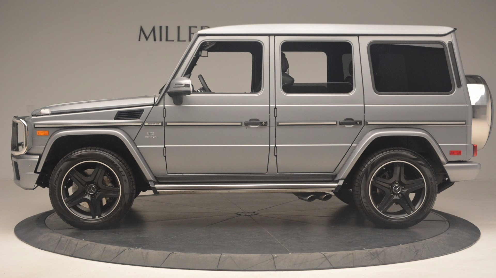 Used 2016 Mercedes Benz G-Class G 63 AMG For Sale In Greenwich, CT 1075_p3