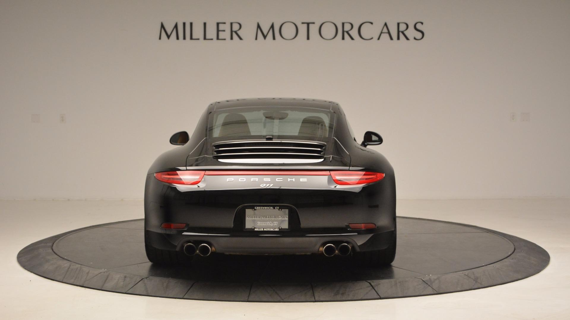 Used 2014 Porsche 911 Carrera 4S For Sale In Greenwich, CT 1076_p6