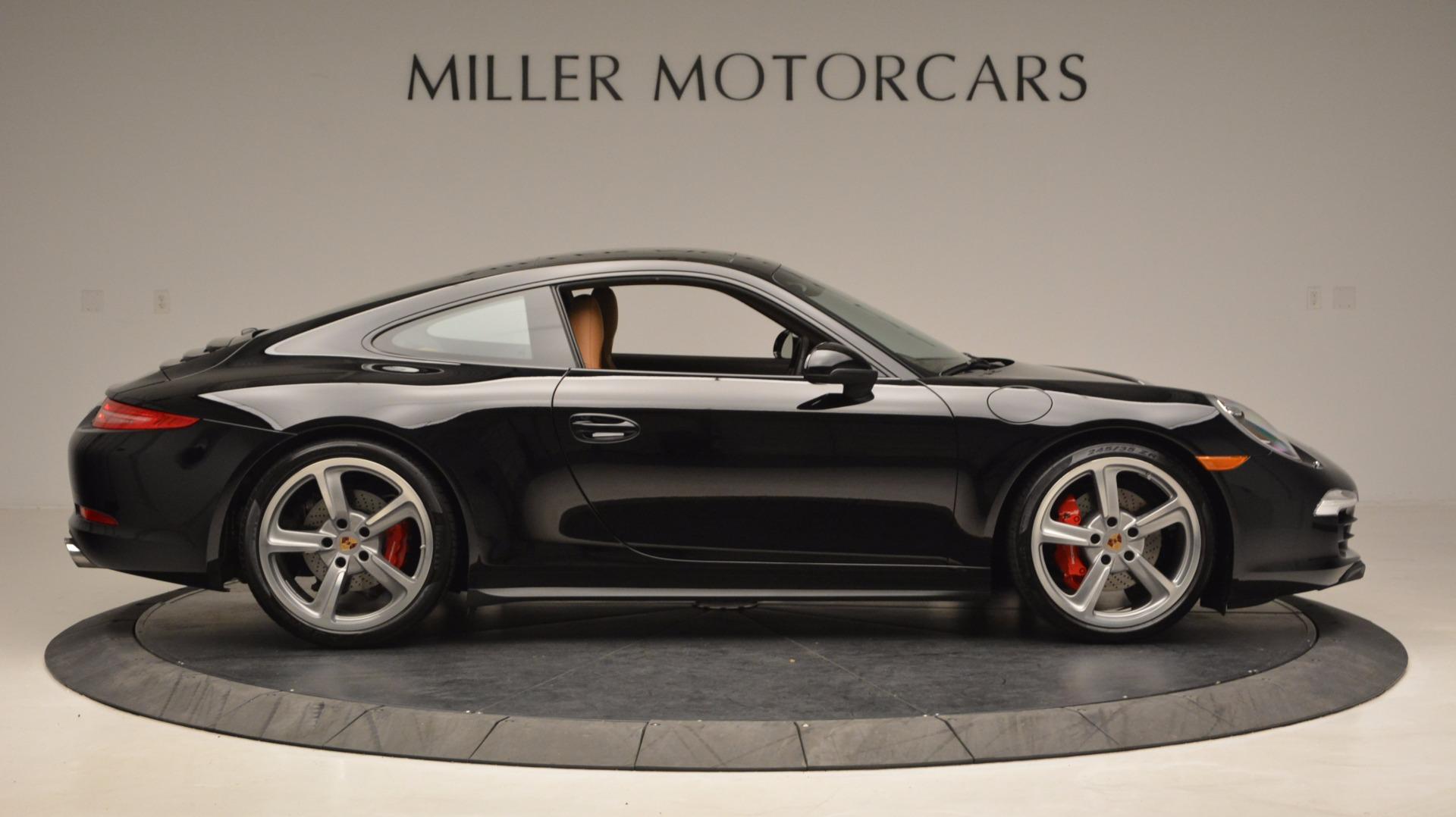 Used 2014 Porsche 911 Carrera 4S For Sale In Greenwich, CT 1076_p9