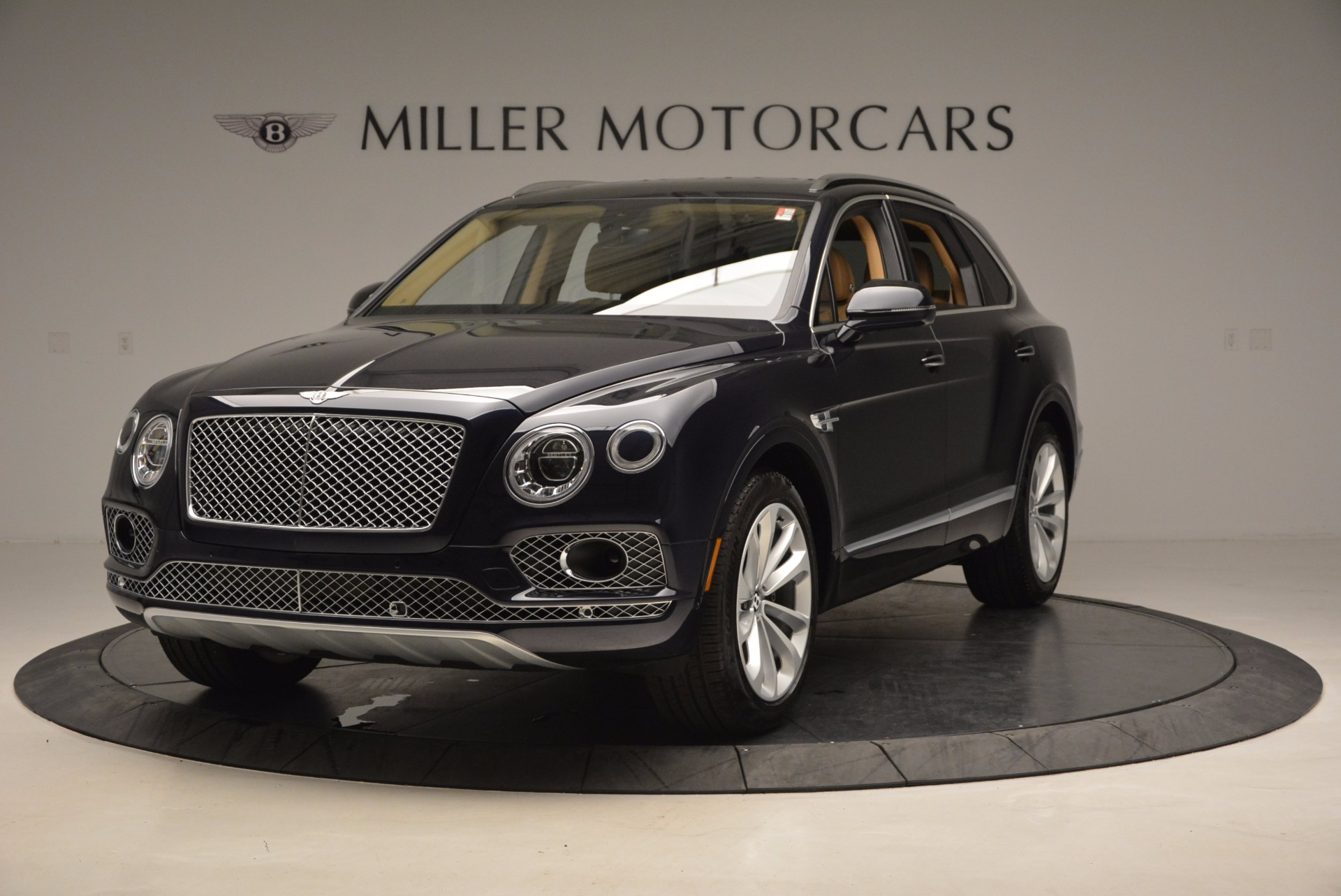 Used 2017 Bentley Bentayga W12 For Sale In Greenwich, CT 1077_main