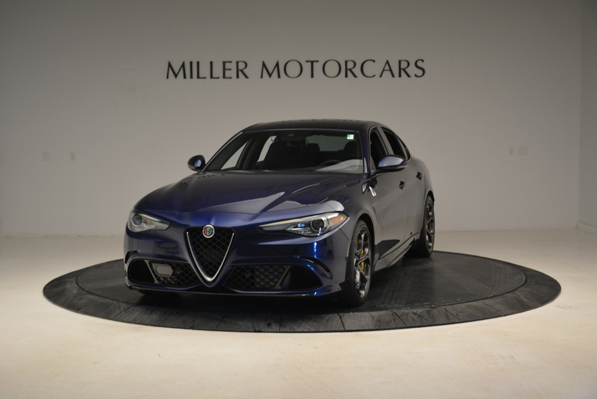 Used 2017 Alfa Romeo Giulia Quadrifoglio For Sale In Greenwich, CT