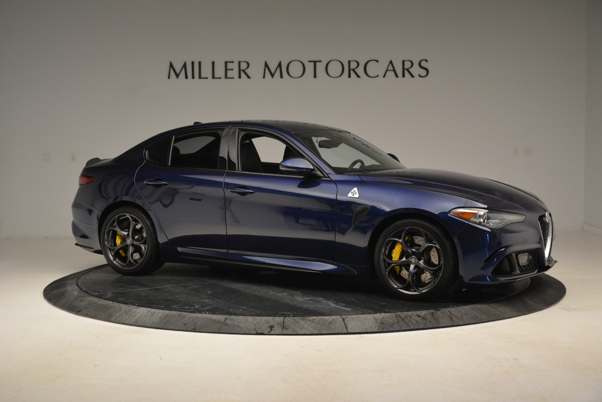 Used 2017 Alfa Romeo Giulia Quadrifoglio For Sale In Greenwich, CT 1079_p10