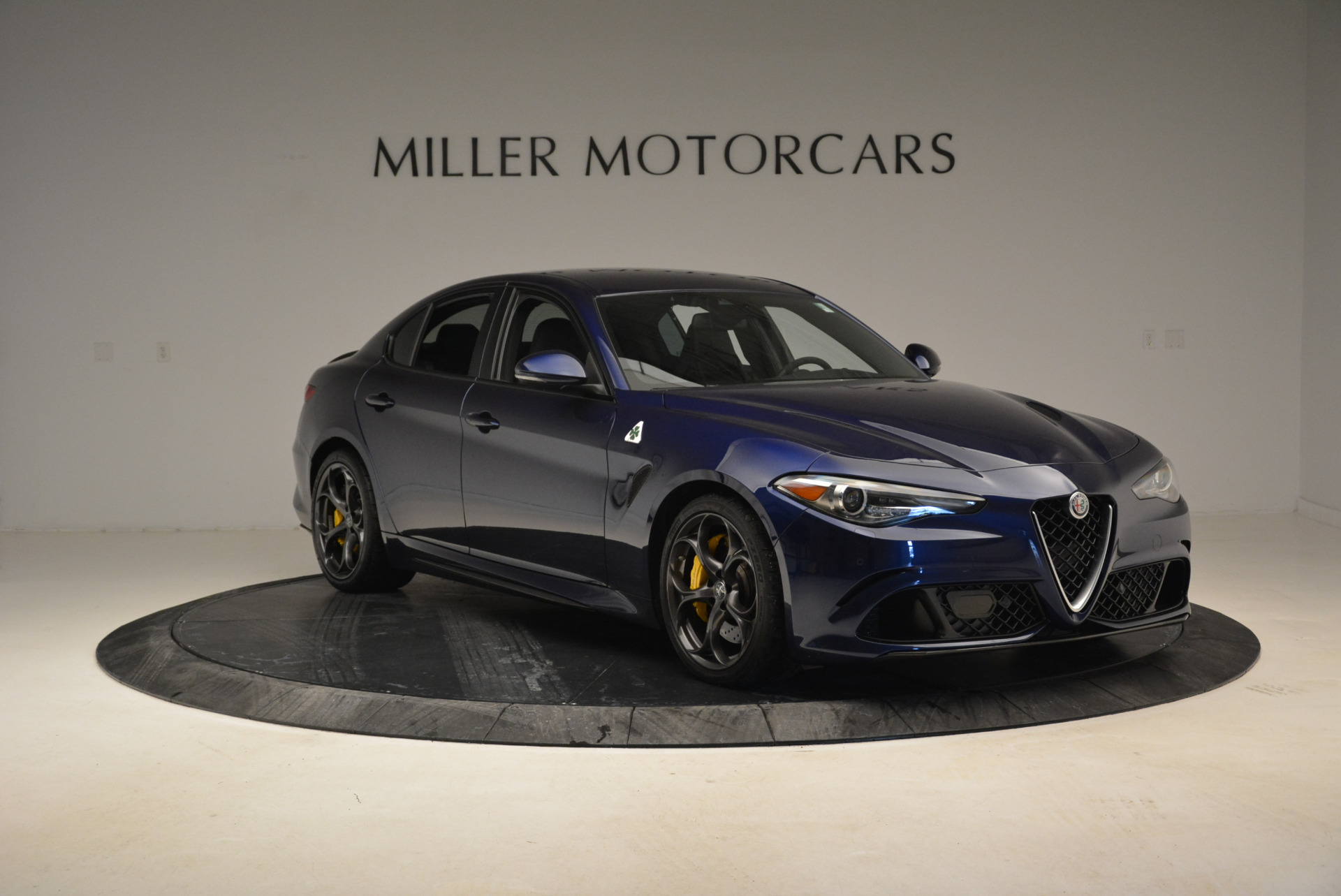 Used 2017 Alfa Romeo Giulia Quadrifoglio For Sale In Greenwich, CT 1079_p11