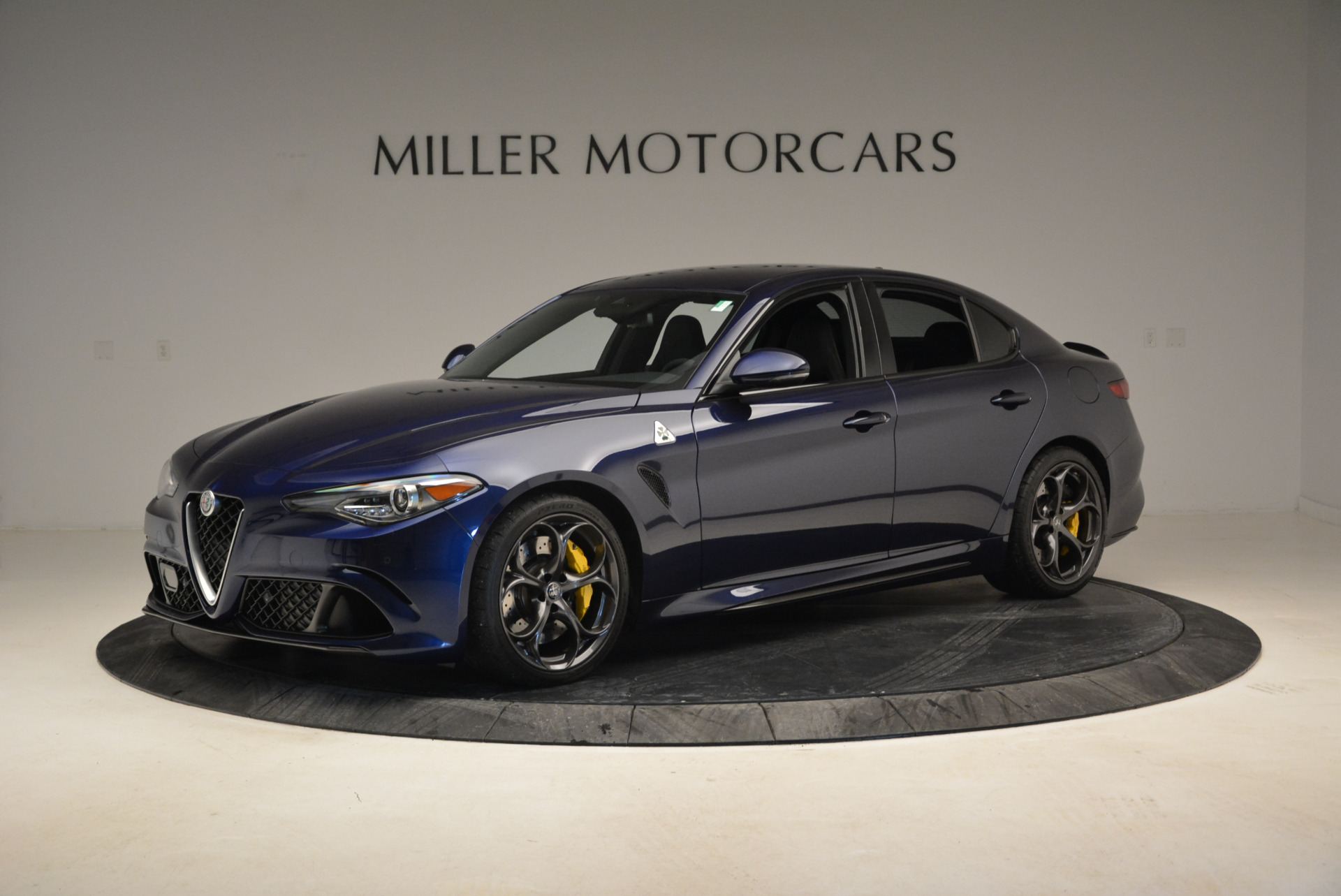Used 2017 Alfa Romeo Giulia Quadrifoglio For Sale In Greenwich, CT 1079_p2