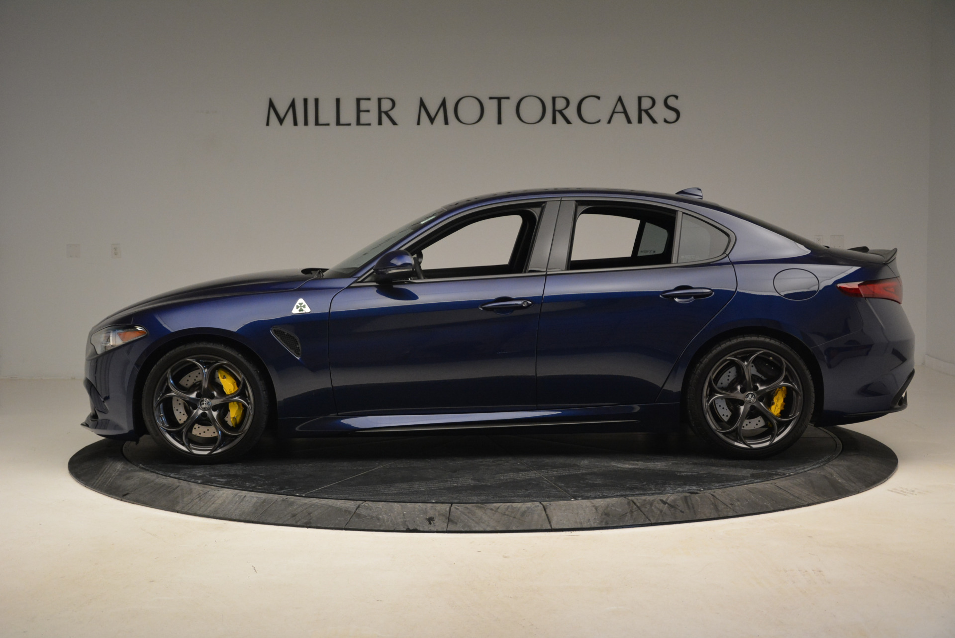 Used 2017 Alfa Romeo Giulia Quadrifoglio For Sale In Greenwich, CT 1079_p3