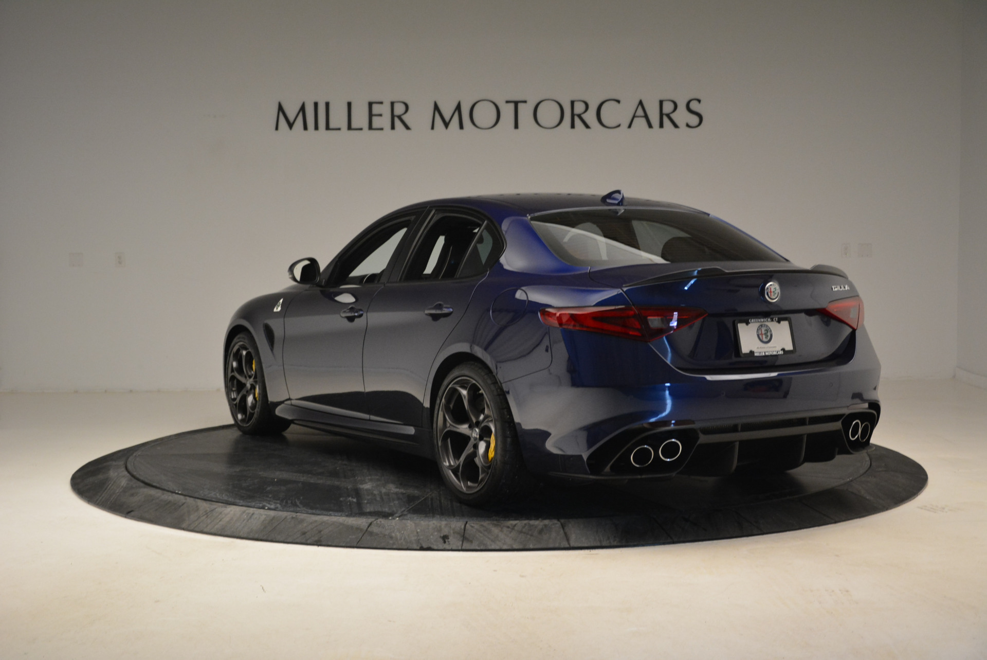Used 2017 Alfa Romeo Giulia Quadrifoglio For Sale In Greenwich, CT 1079_p5