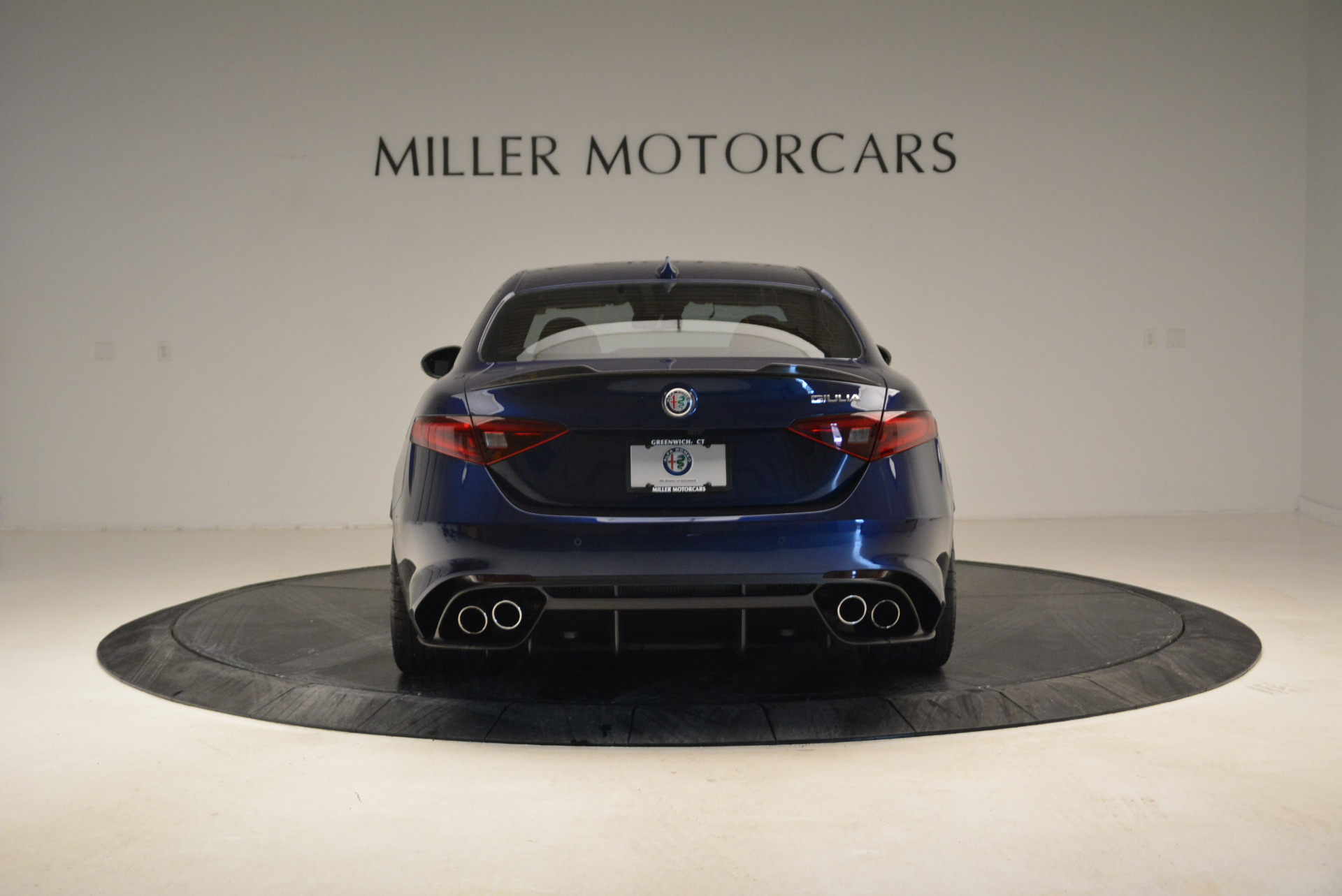 Used 2017 Alfa Romeo Giulia Quadrifoglio For Sale In Greenwich, CT 1079_p6