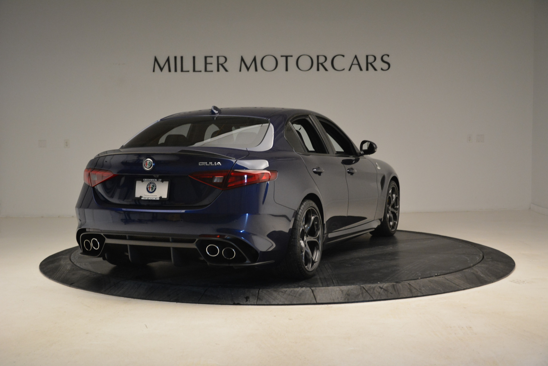 Used 2017 Alfa Romeo Giulia Quadrifoglio For Sale In Greenwich, CT 1079_p7