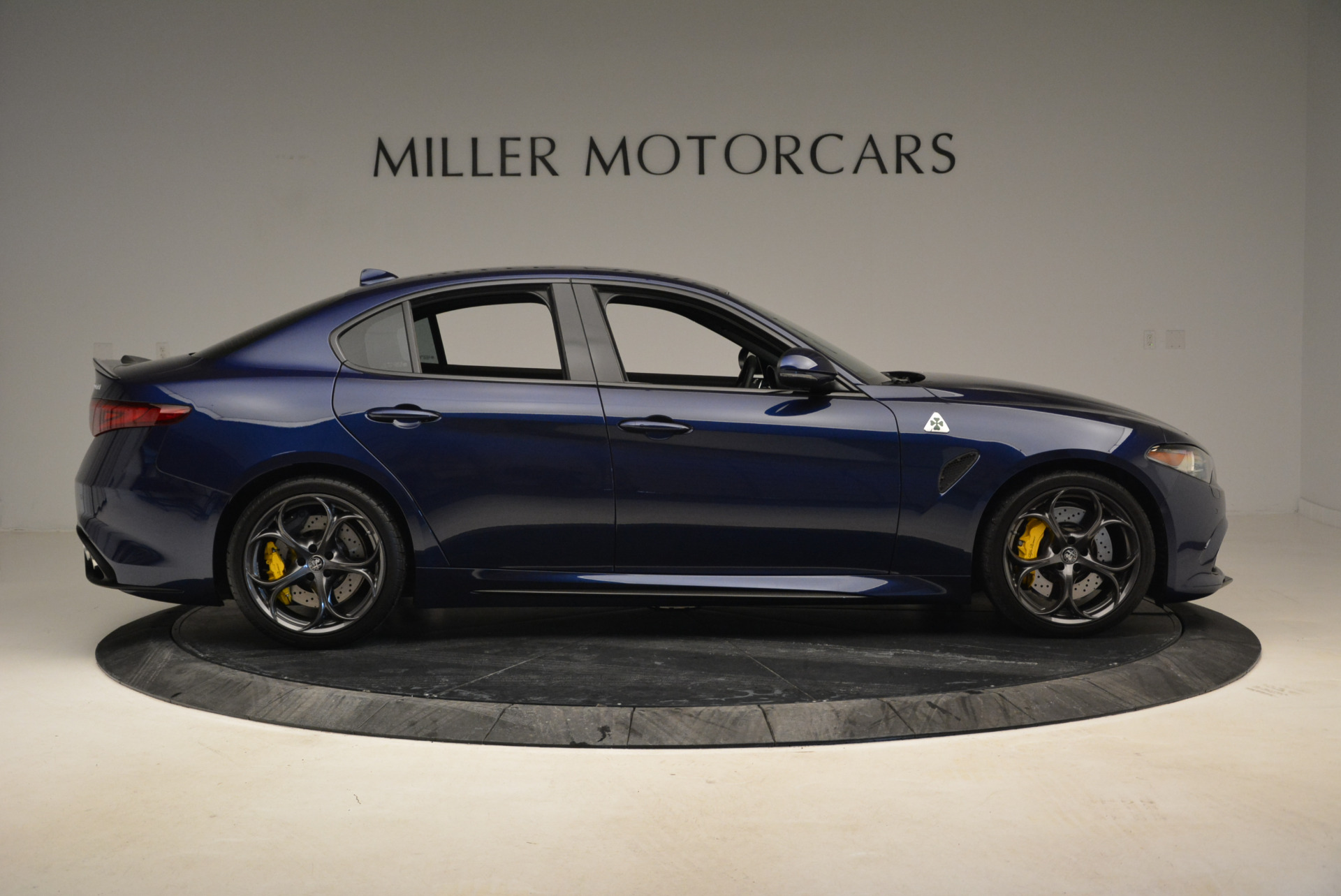 Used 2017 Alfa Romeo Giulia Quadrifoglio For Sale In Greenwich, CT 1079_p9