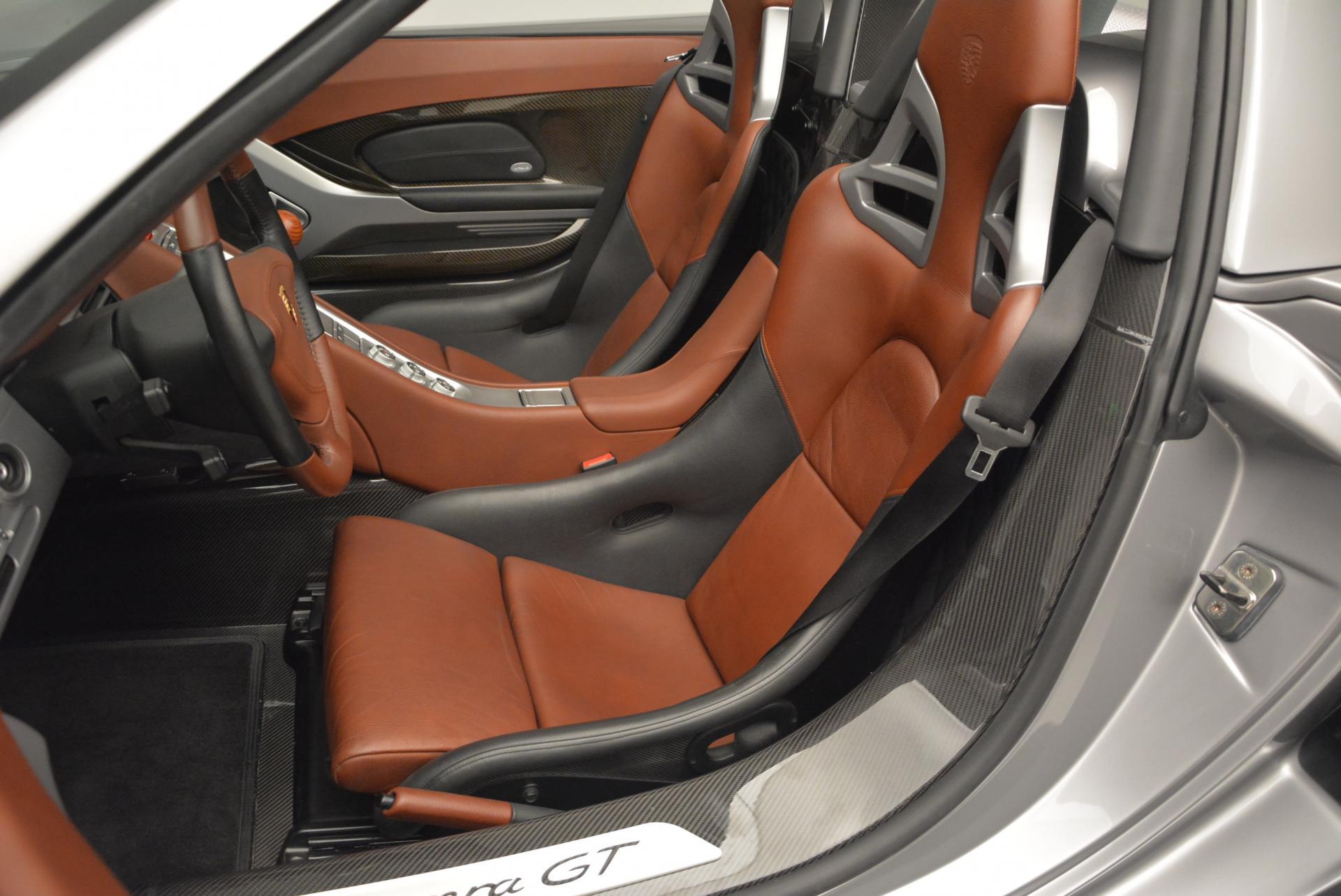 Used 2005 Porsche Carrera GT  For Sale In Greenwich, CT 108_p18