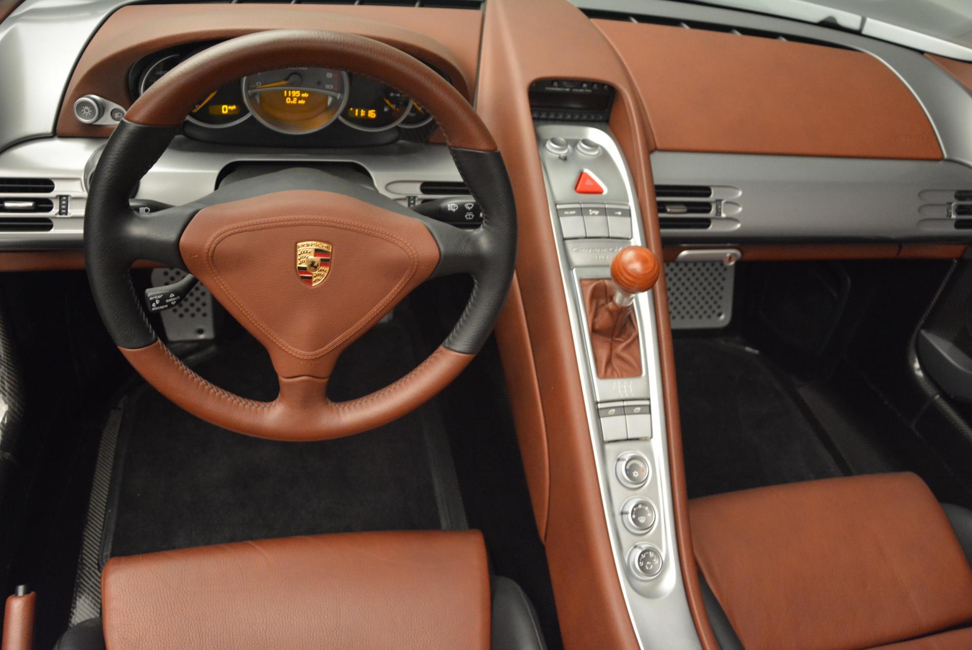 Used 2005 Porsche Carrera GT  For Sale In Greenwich, CT 108_p20