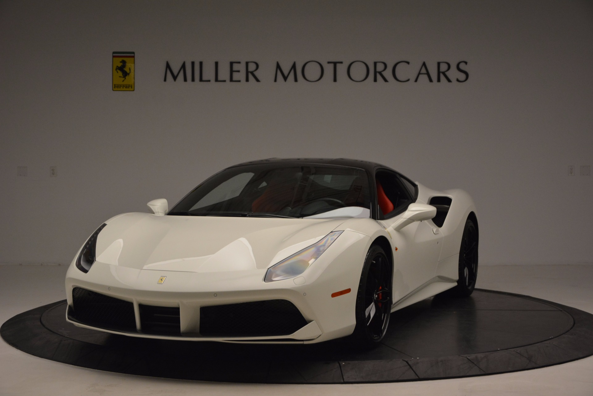 Used 2016 Ferrari 488 GTB  For Sale In Greenwich, CT 1080_main