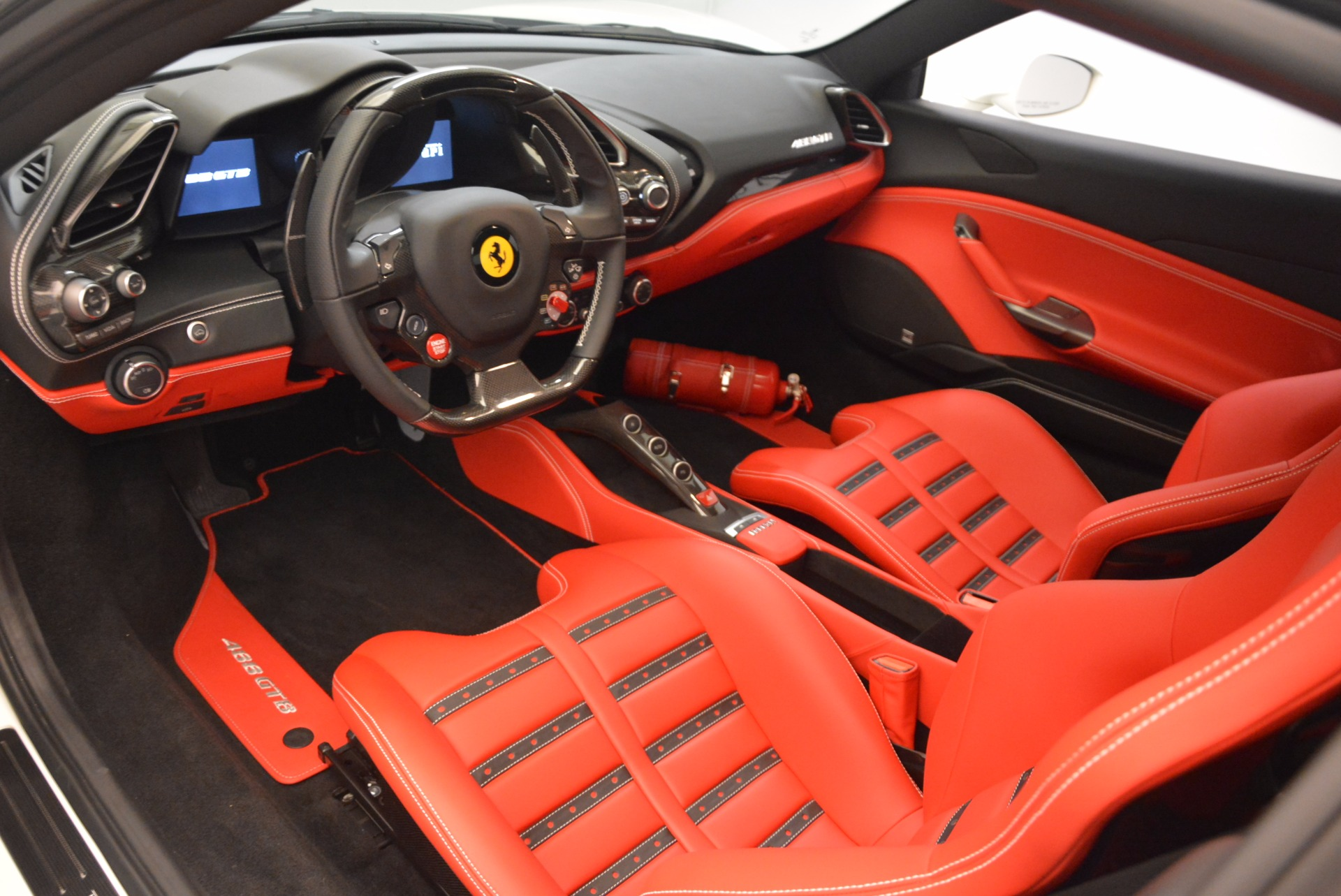 Used 2016 Ferrari 488 GTB  For Sale In Greenwich, CT 1080_p13