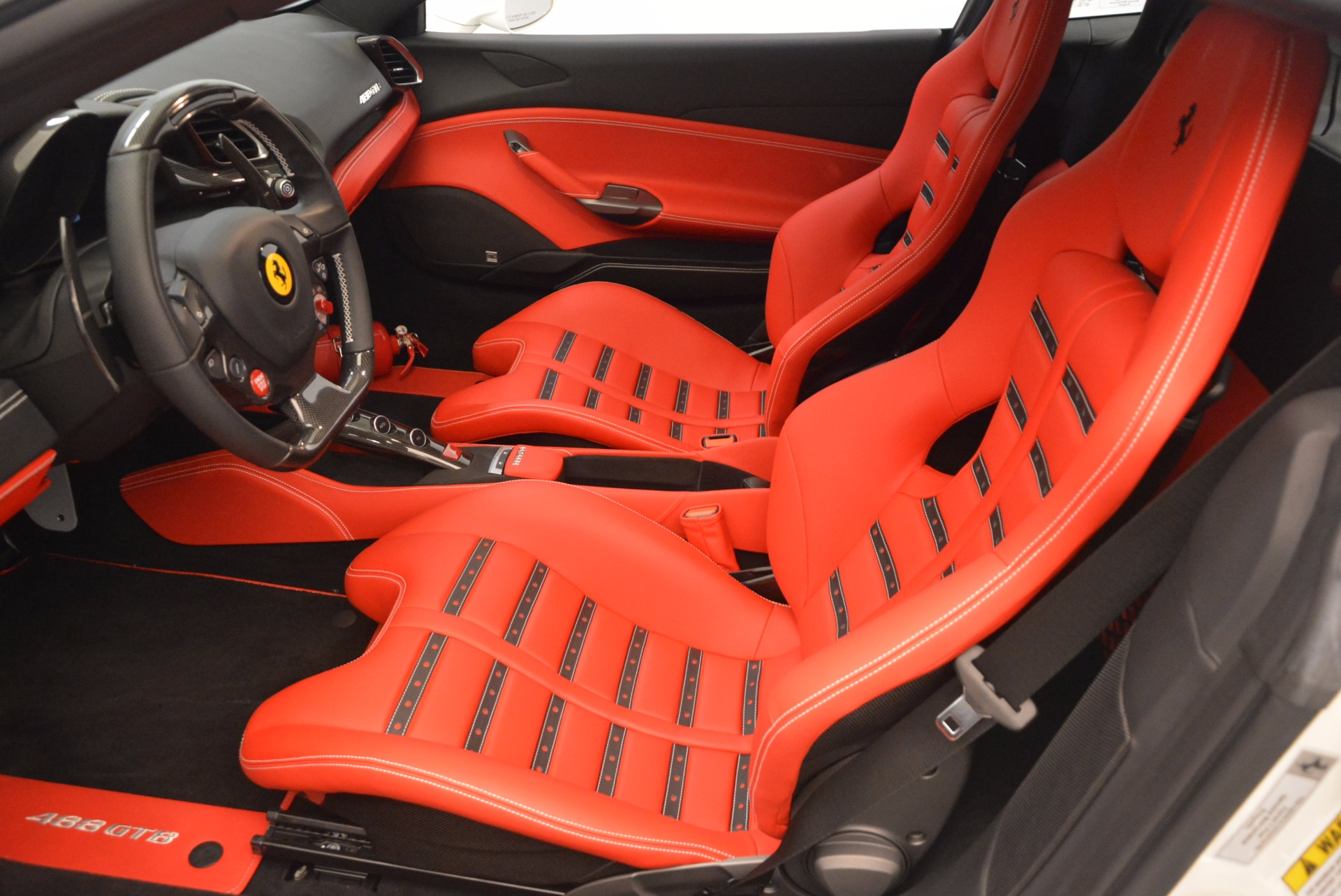 Used 2016 Ferrari 488 GTB  For Sale In Greenwich, CT 1080_p14