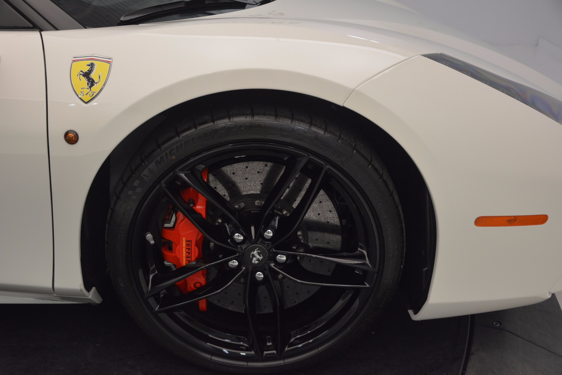 Used 2016 Ferrari 488 GTB  For Sale In Greenwich, CT 1080_p22