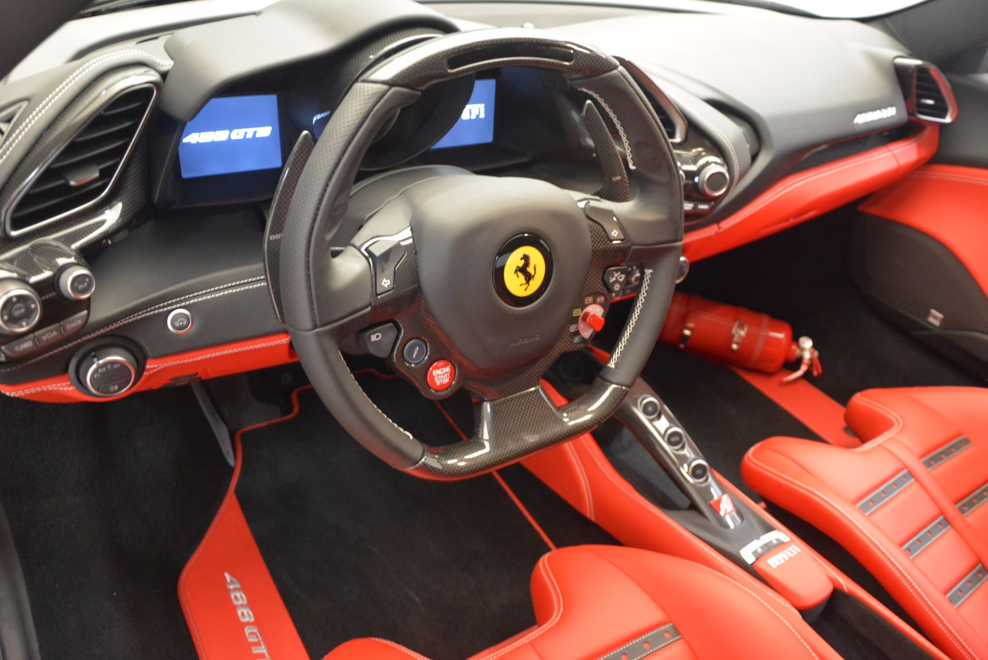 Used 2016 Ferrari 488 GTB  For Sale In Greenwich, CT 1080_p23