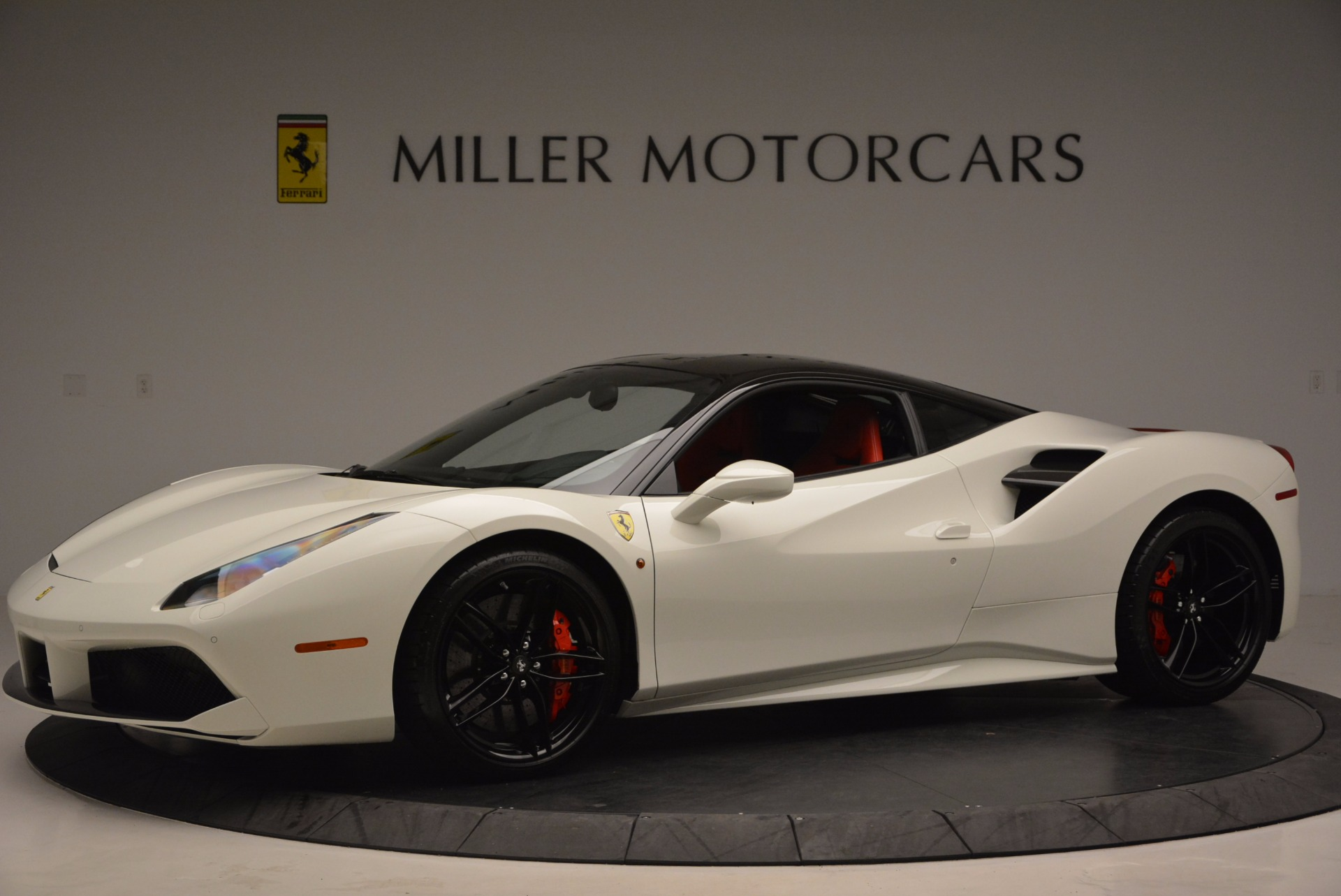 Used 2016 Ferrari 488 GTB  For Sale In Greenwich, CT 1080_p2