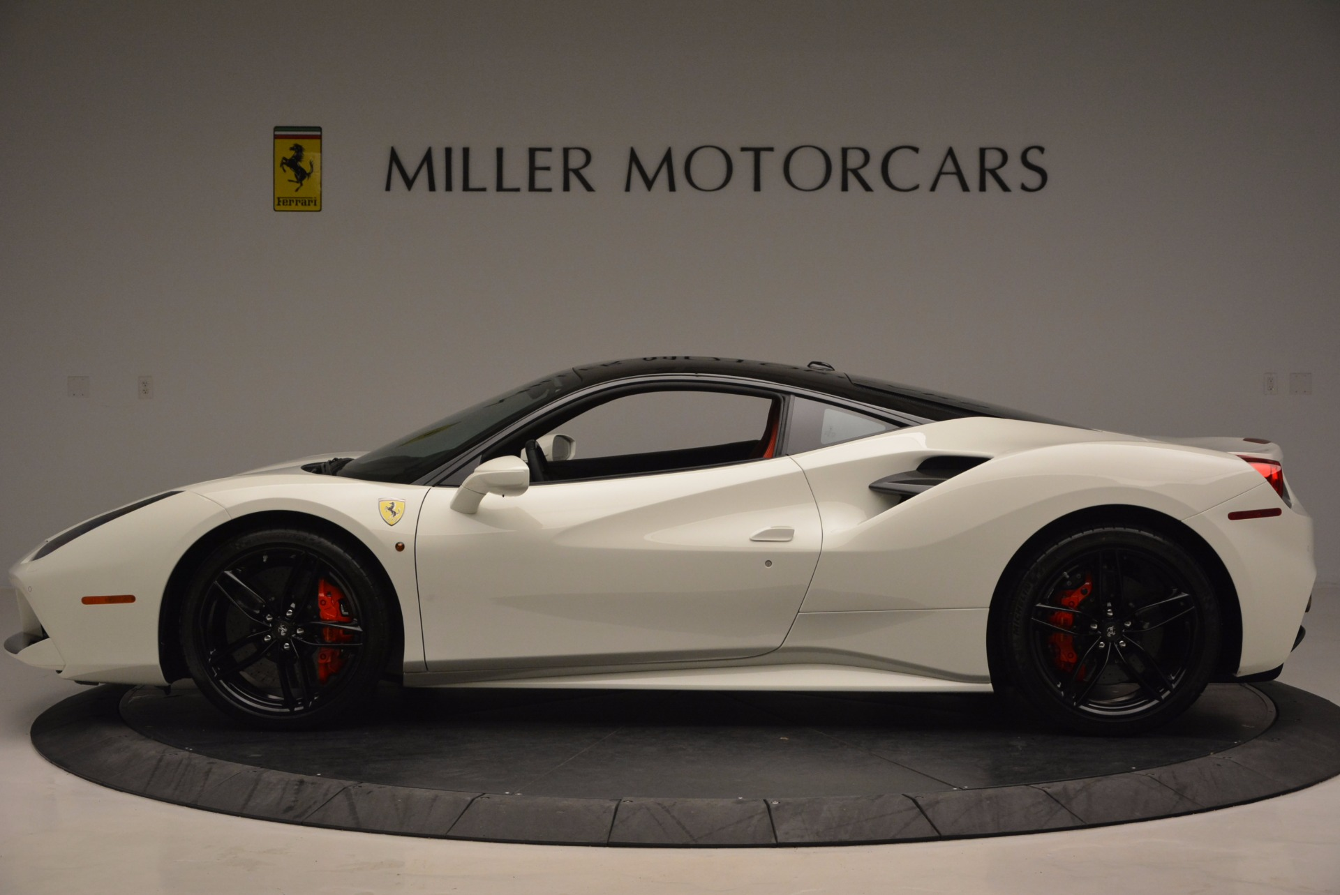 Used 2016 Ferrari 488 GTB  For Sale In Greenwich, CT 1080_p3