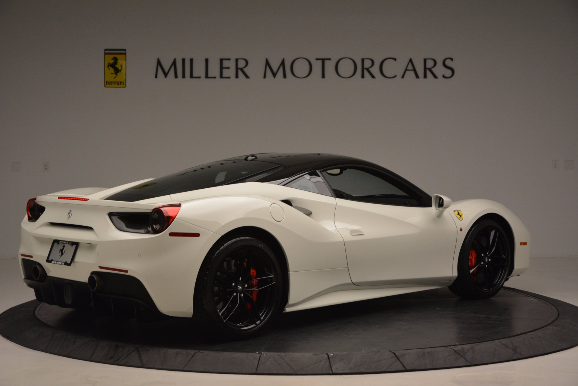 Used 2016 Ferrari 488 GTB  For Sale In Greenwich, CT 1080_p8